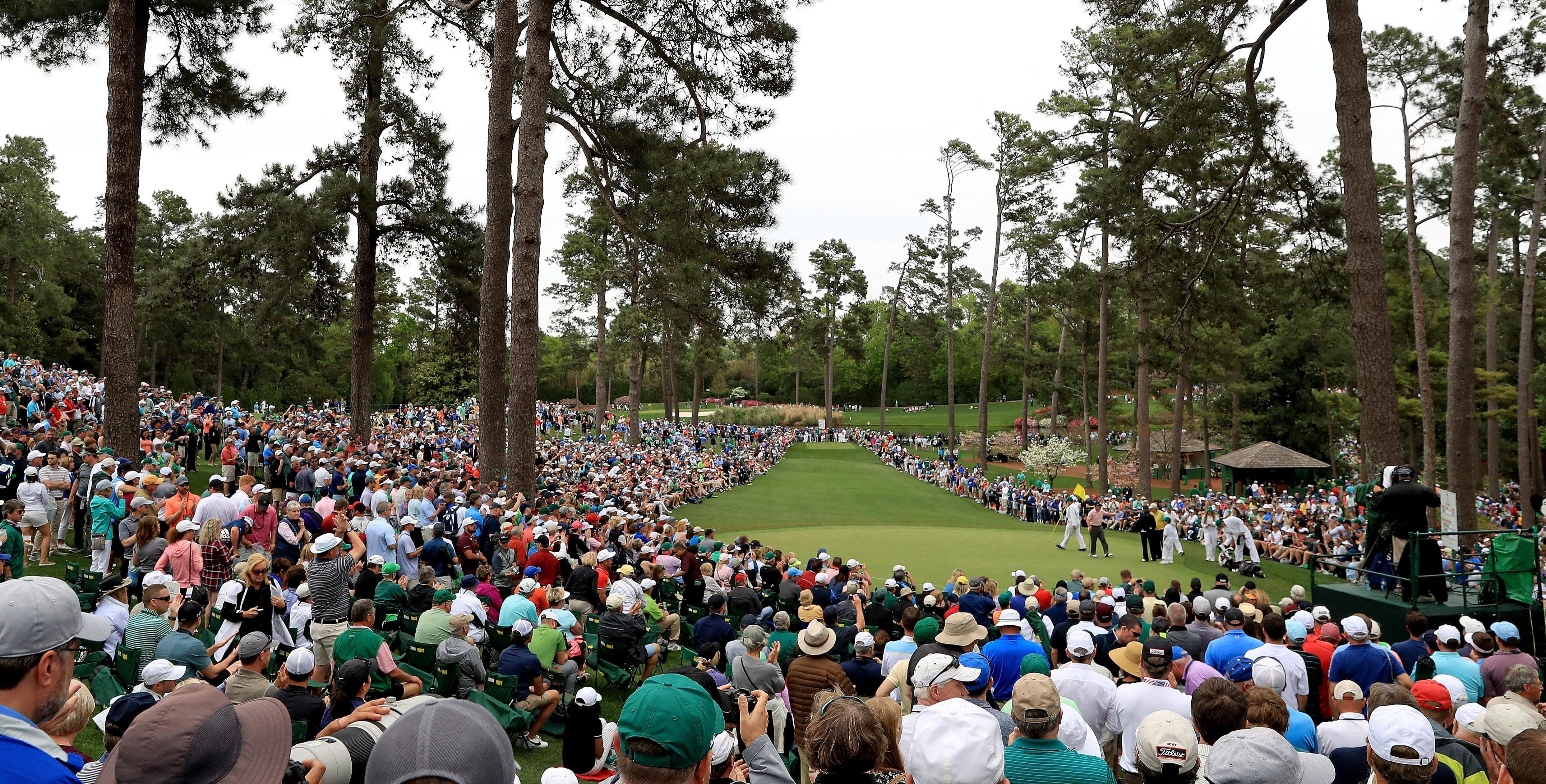 The Masters begins on Thursday with golf's biggest names chasing glory
