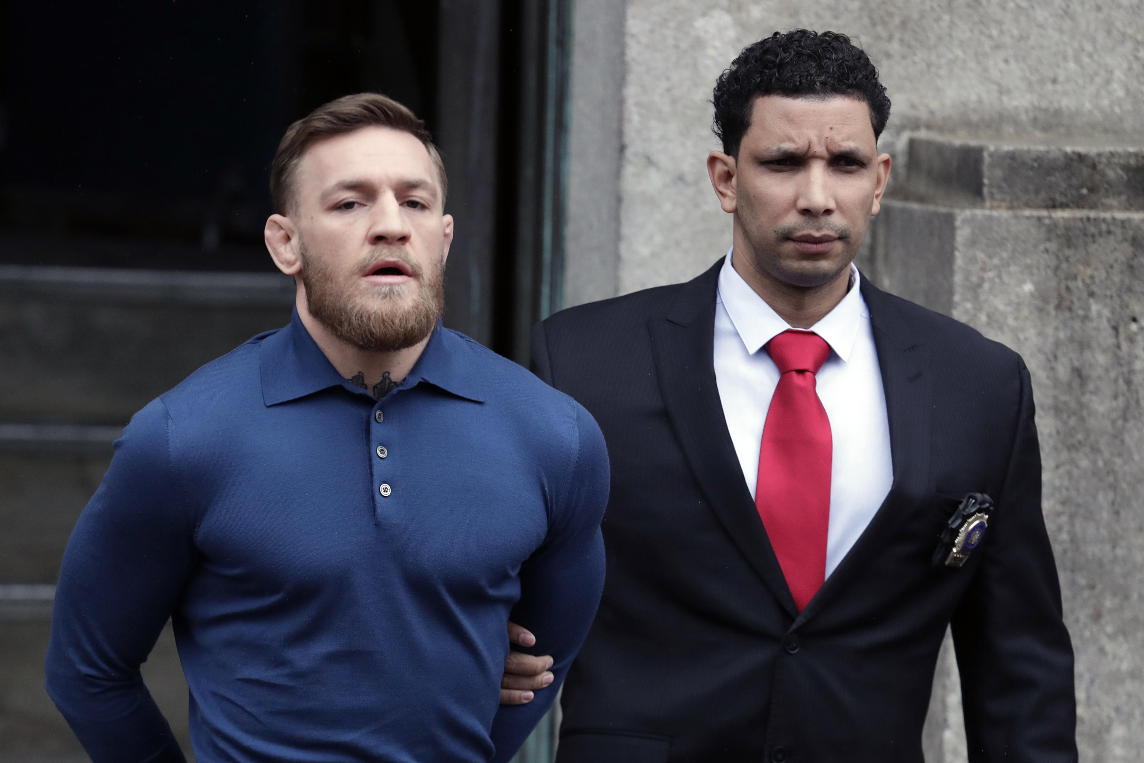 Conor McGregor will be back in the US court on June 14 where he will learn his fate