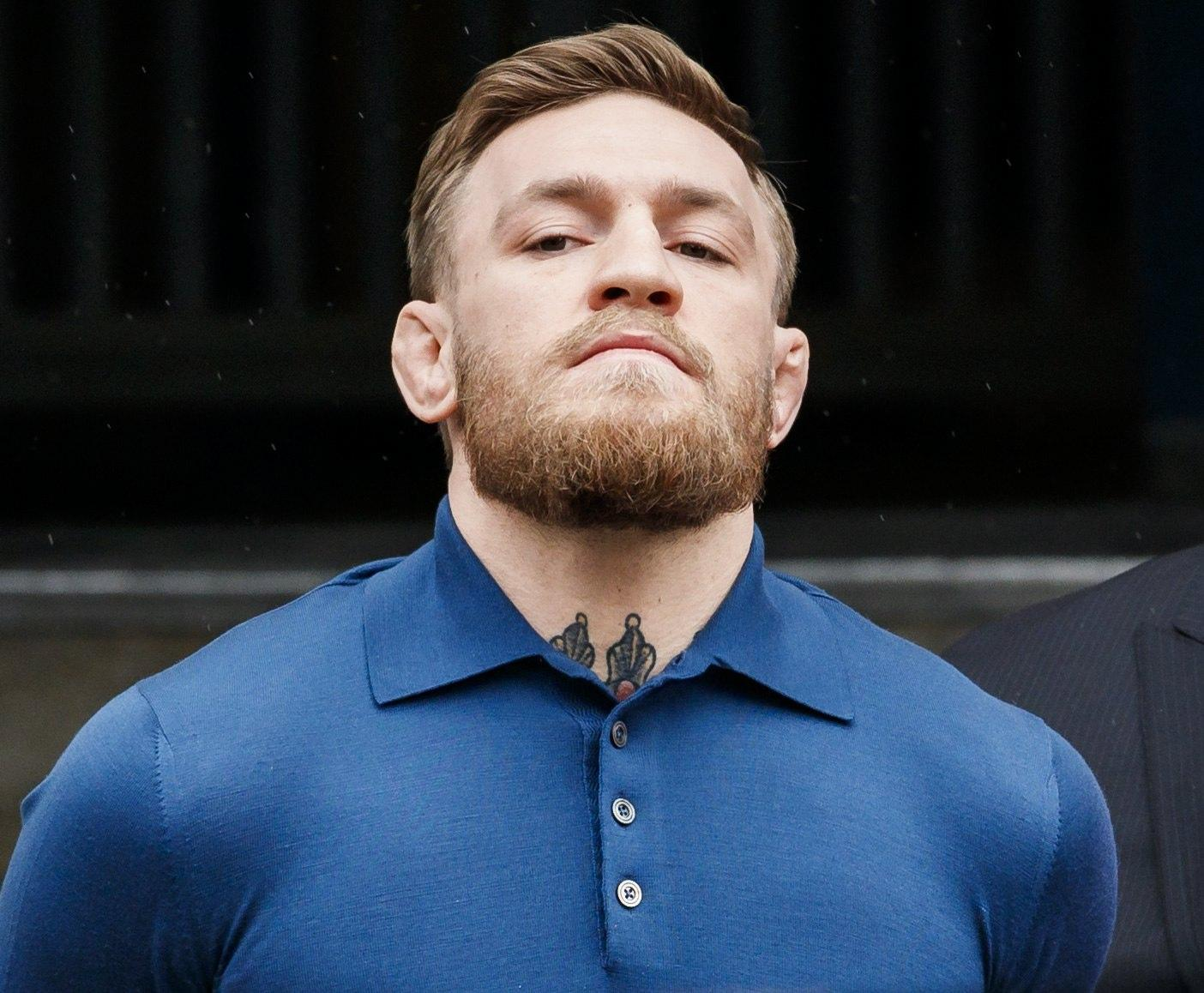 Conor McGregor has been released on bail, charged with three counts of assault
