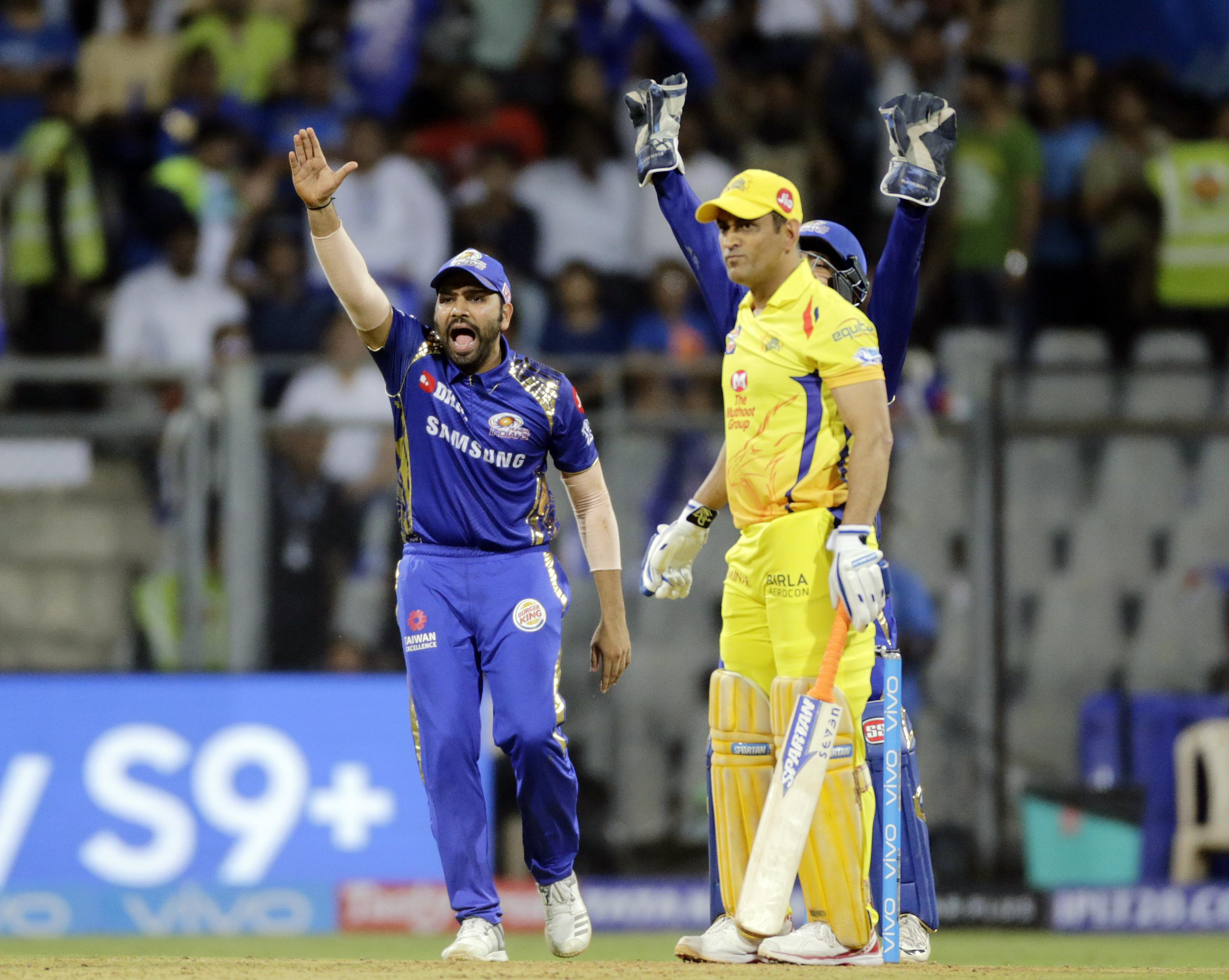 Chennai beat Mumbai in a thrilling opening match of the tournament on Saturday