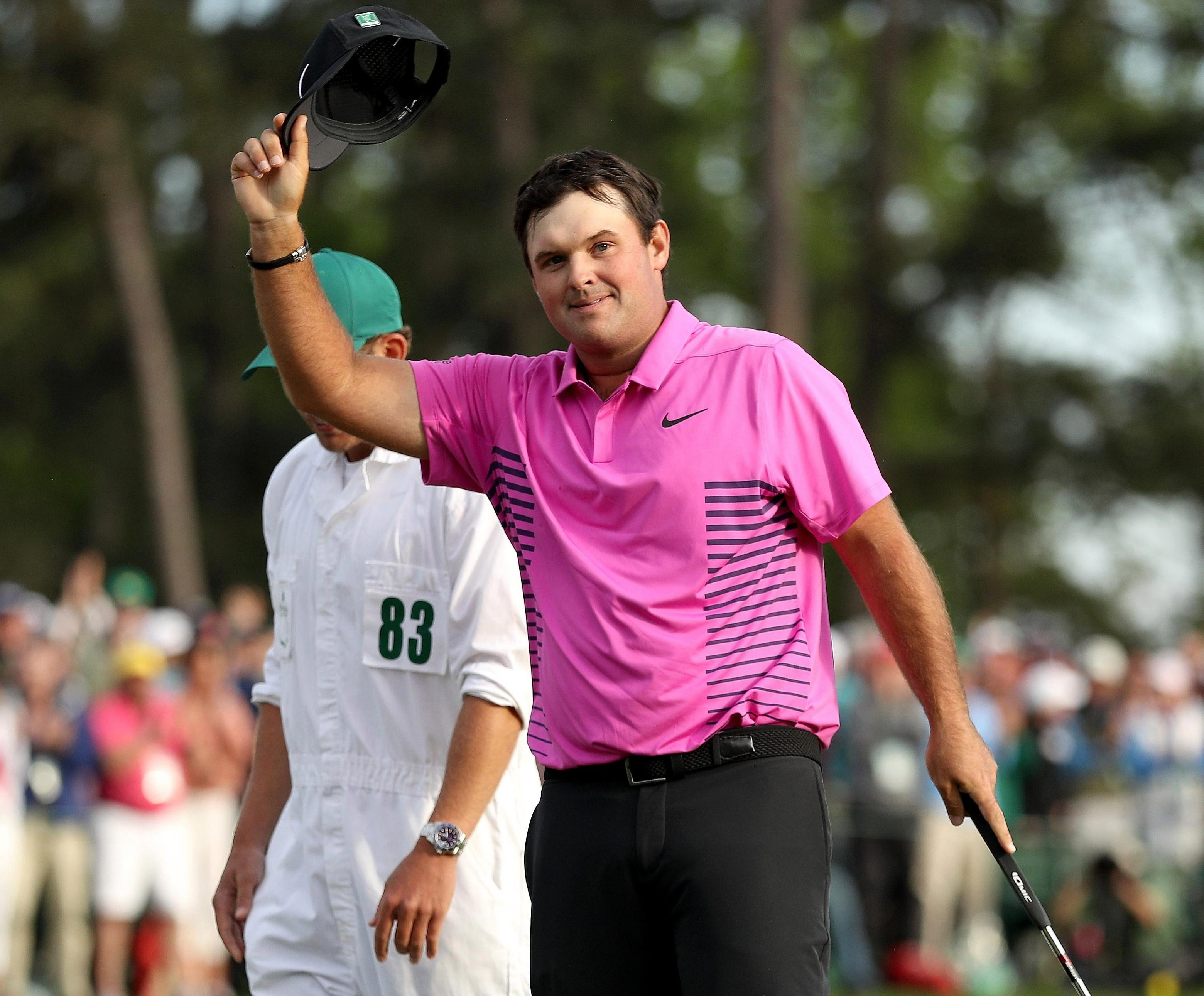 Patrick Reed was amazing in the Ryder Cup and now he has a Major to his name too