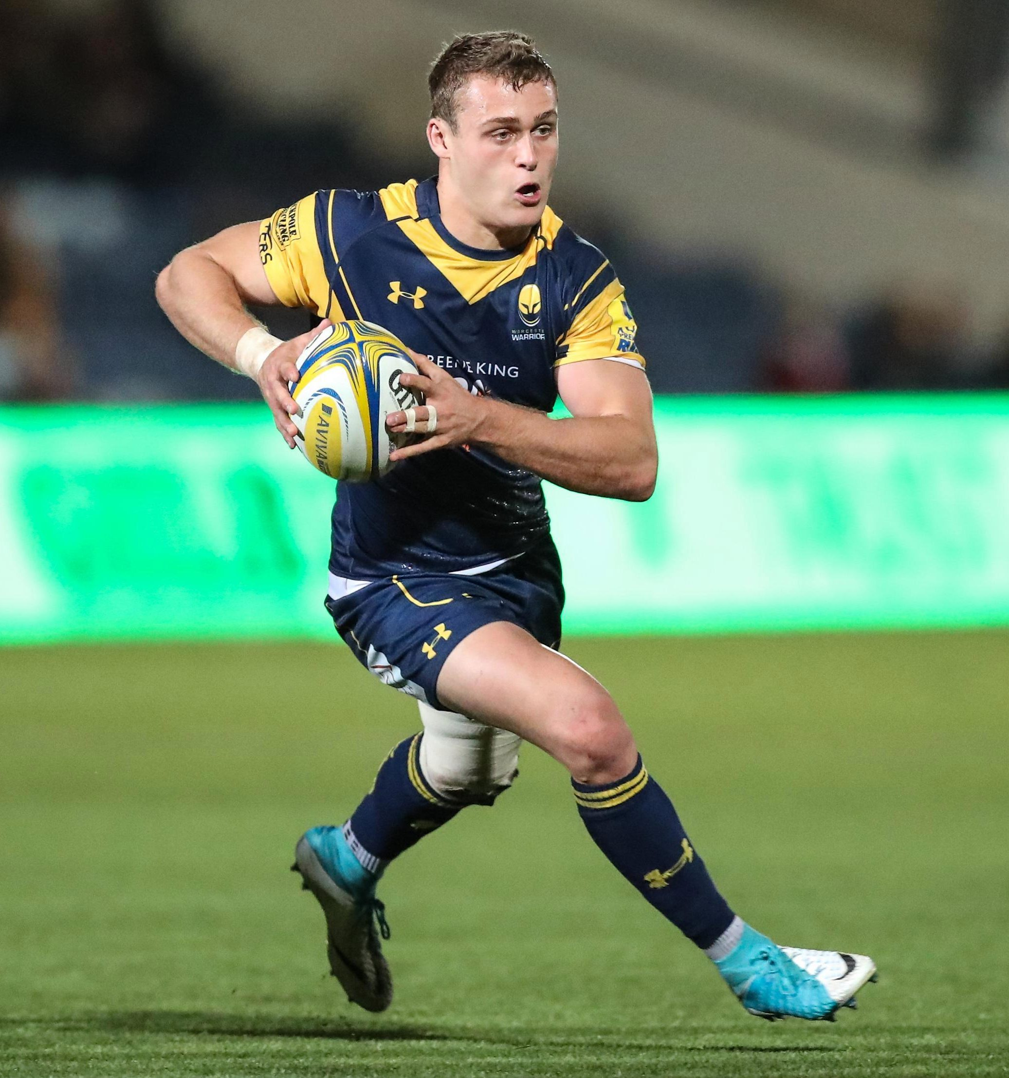 Jamie Shillcock was accused of being mistaken in what he heard Denny Solomona say but the RFU panel believed the Worcester star