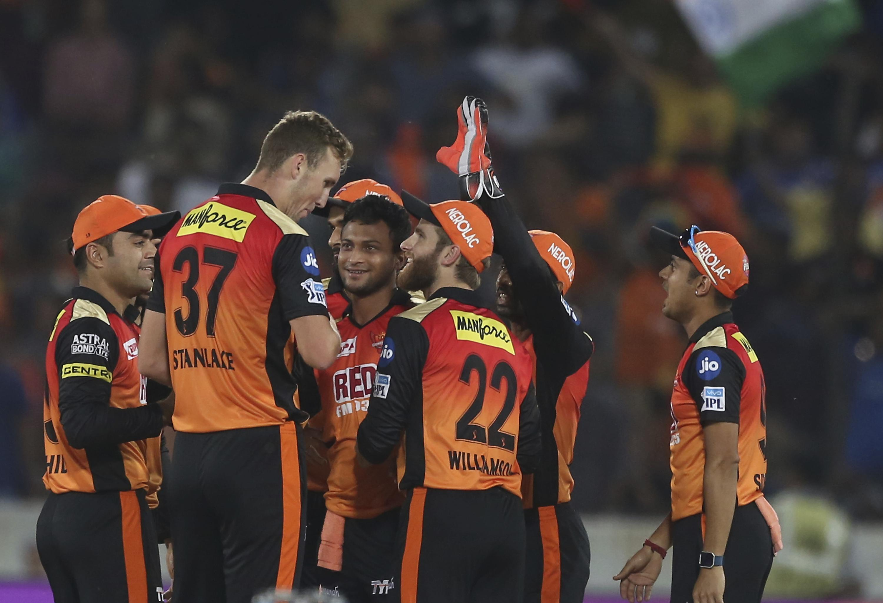 Sunrisers Hyderabad have won three out of three to begin this season's IPL