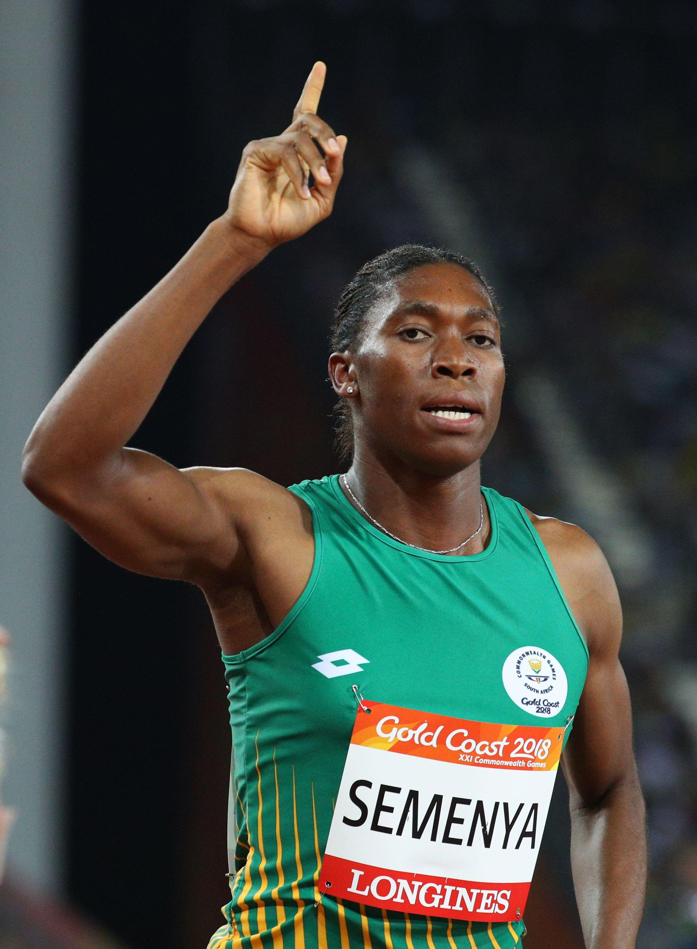 Caster Semenya will now have to take pills to reduce the natural levels of testosterone in her body