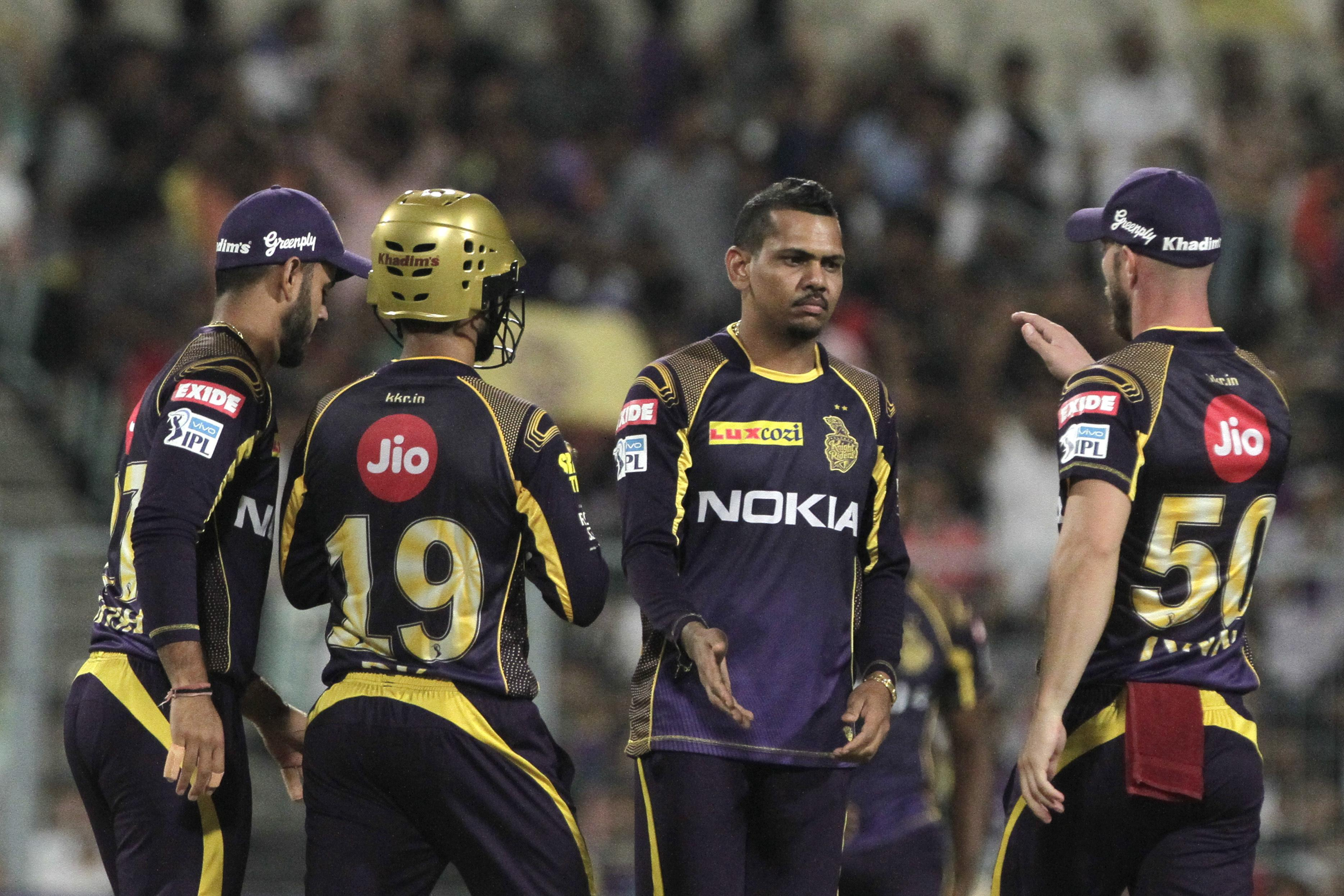 Kolkata Knight Riders will be looking to move closer to the semi-finals