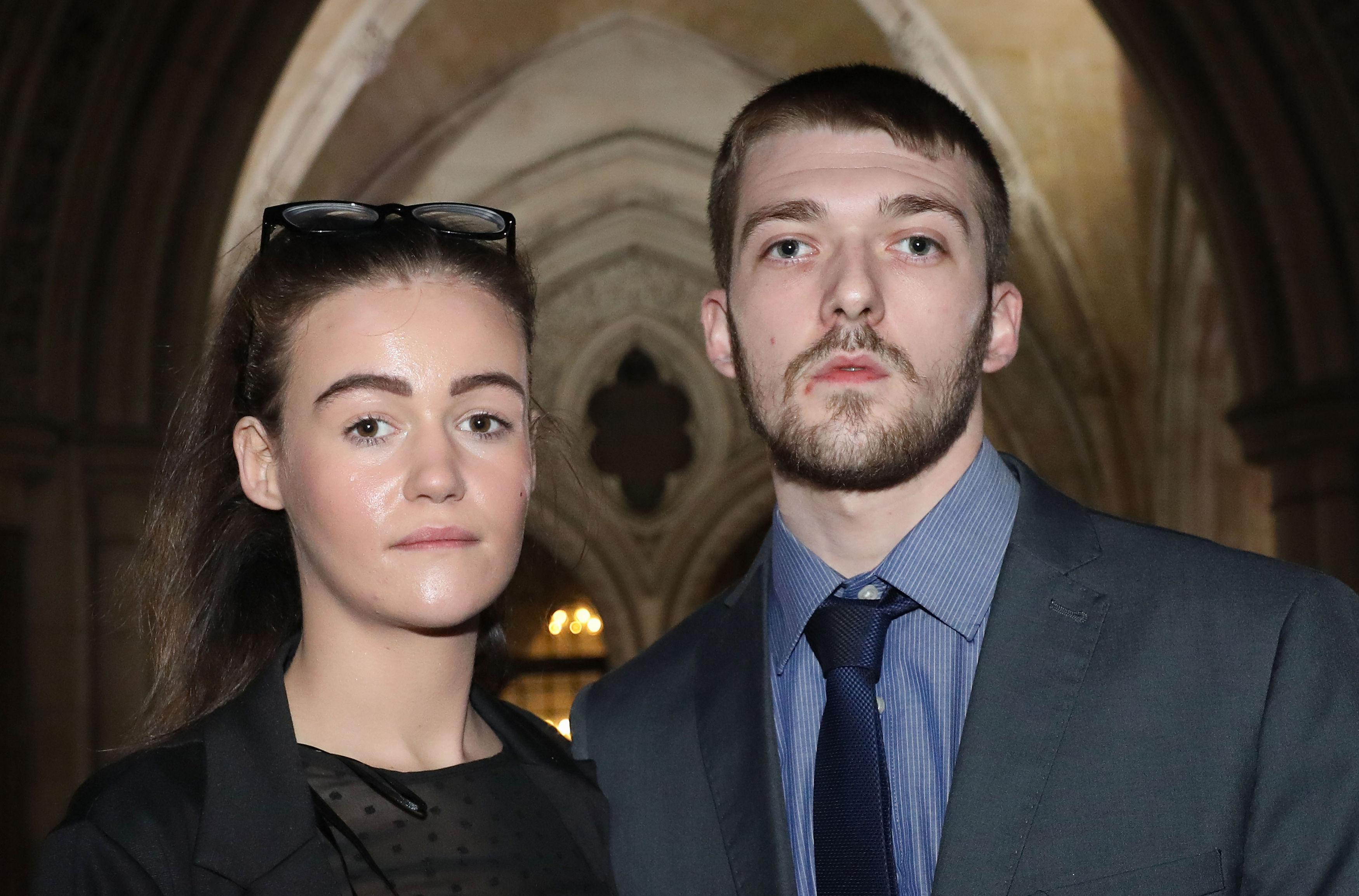 Alfie's parents Tom Evans and Kate James failed to persuade Supreme Court  justices to consider their