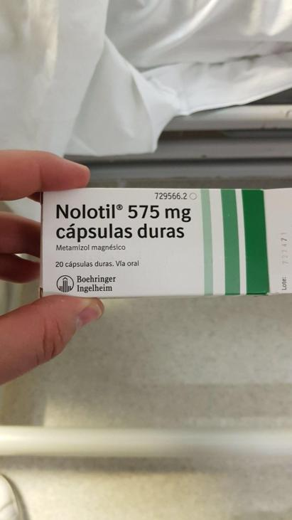 Holidaymakers have been urged to avoid the Spain painkiller Nolotil after it was linked to the death of two Brits
