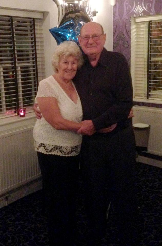 Alan, 82, and Gloria Robson, 81, are alleged to have had a fatal brain bleed after taking Nolotil