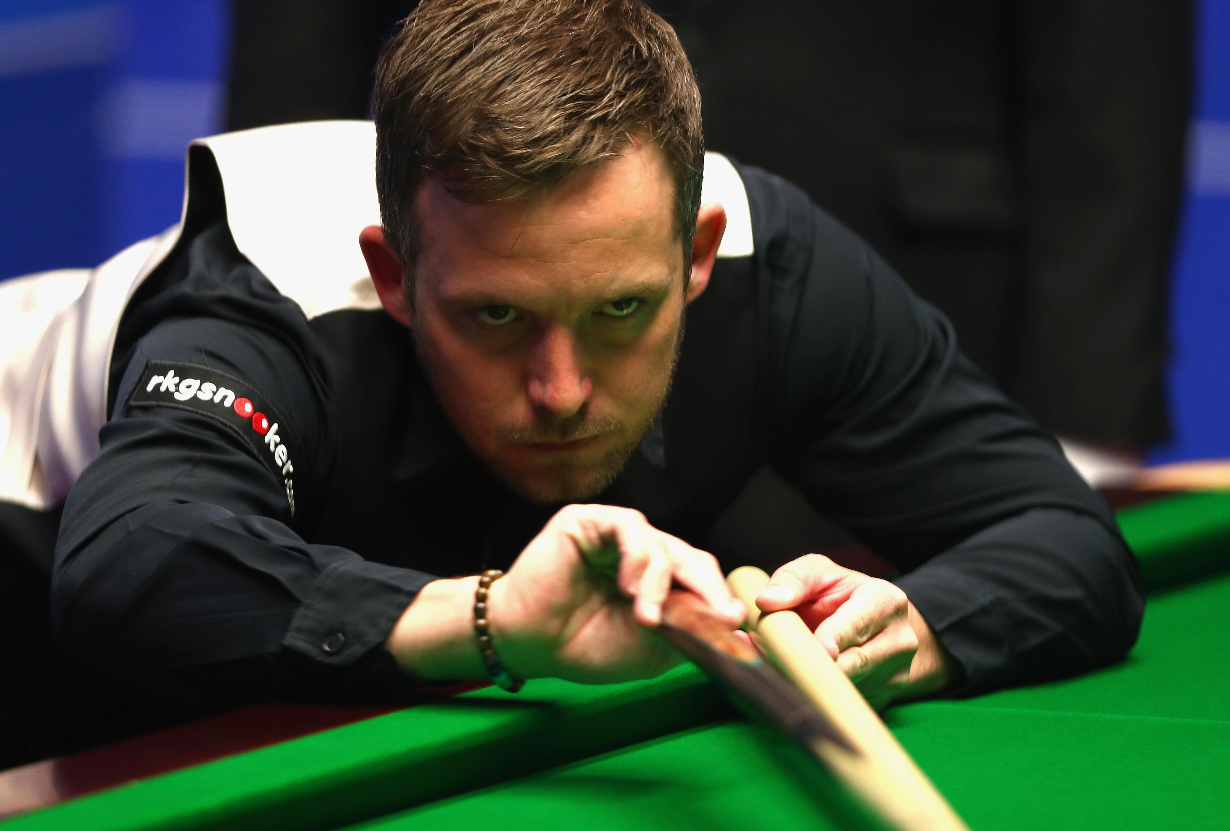 Jamie Jones shocked ex-world champ Shaun Murphy once again at the Crucible