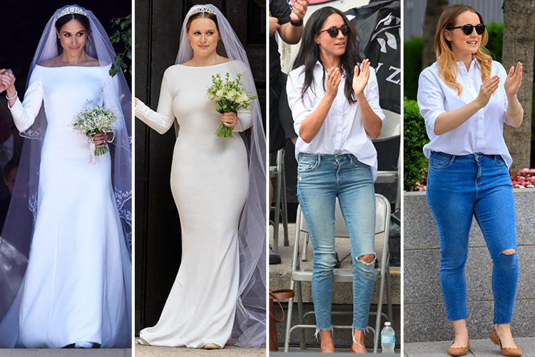 Can you REALLY replicate Meghan's £700k designer wardrobe on a budget?