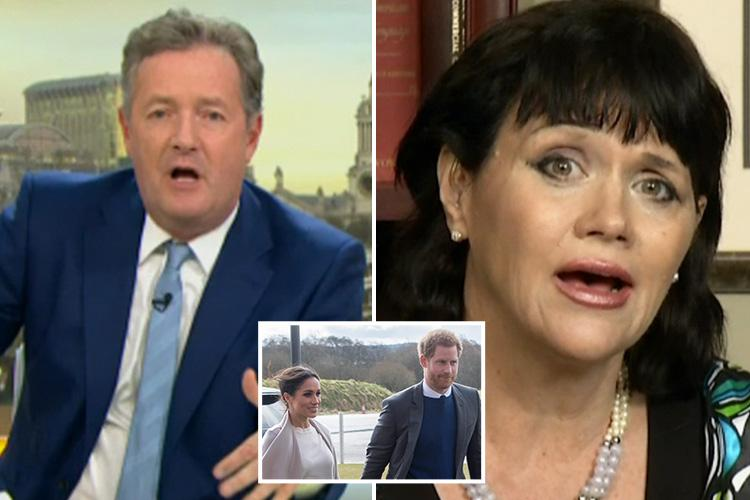 """Image result for Piers Morgan Attacks Meghan Markle's Half-Sister: """"You Little Vulture!"""""""