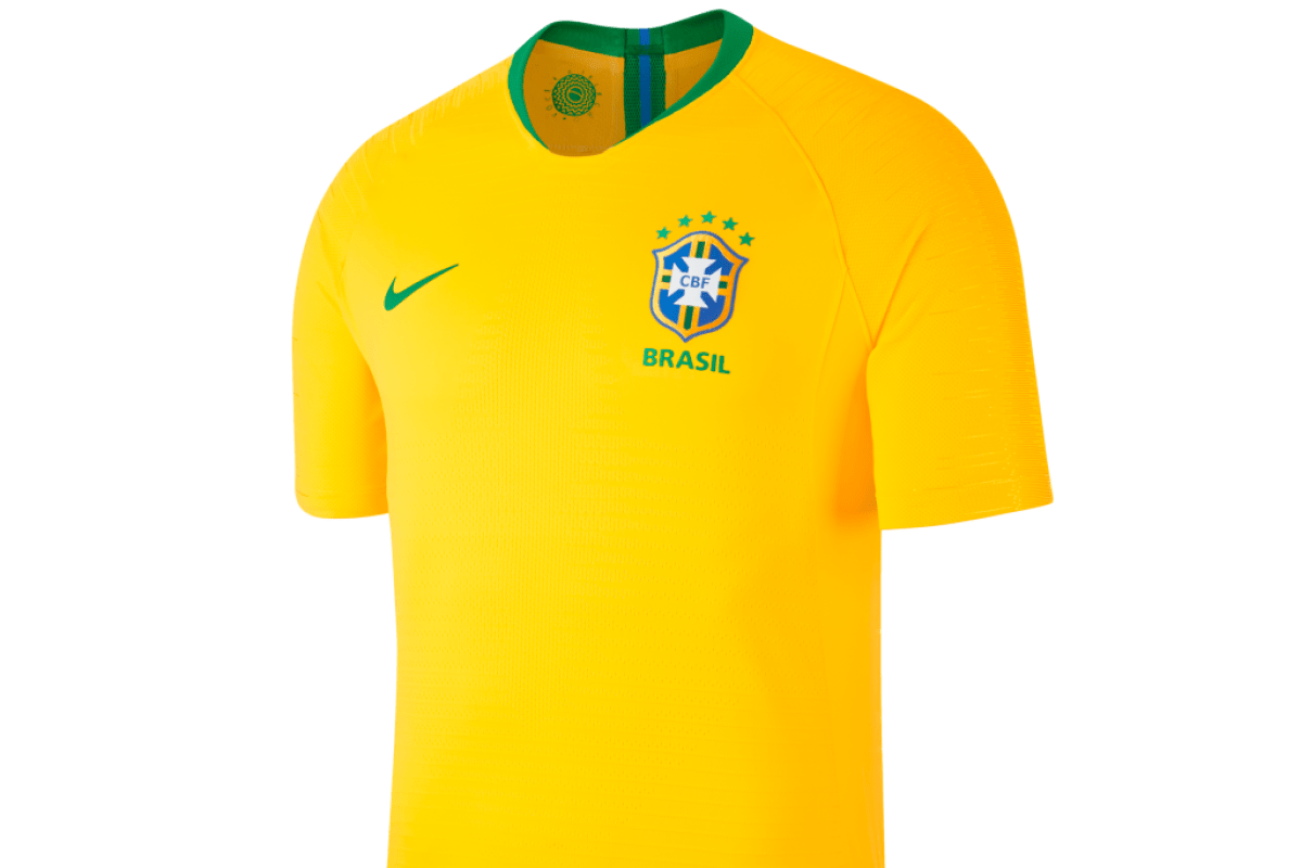 4e391e0d6 The cheapest place to buy Brazil s World Cup 2018 kit
