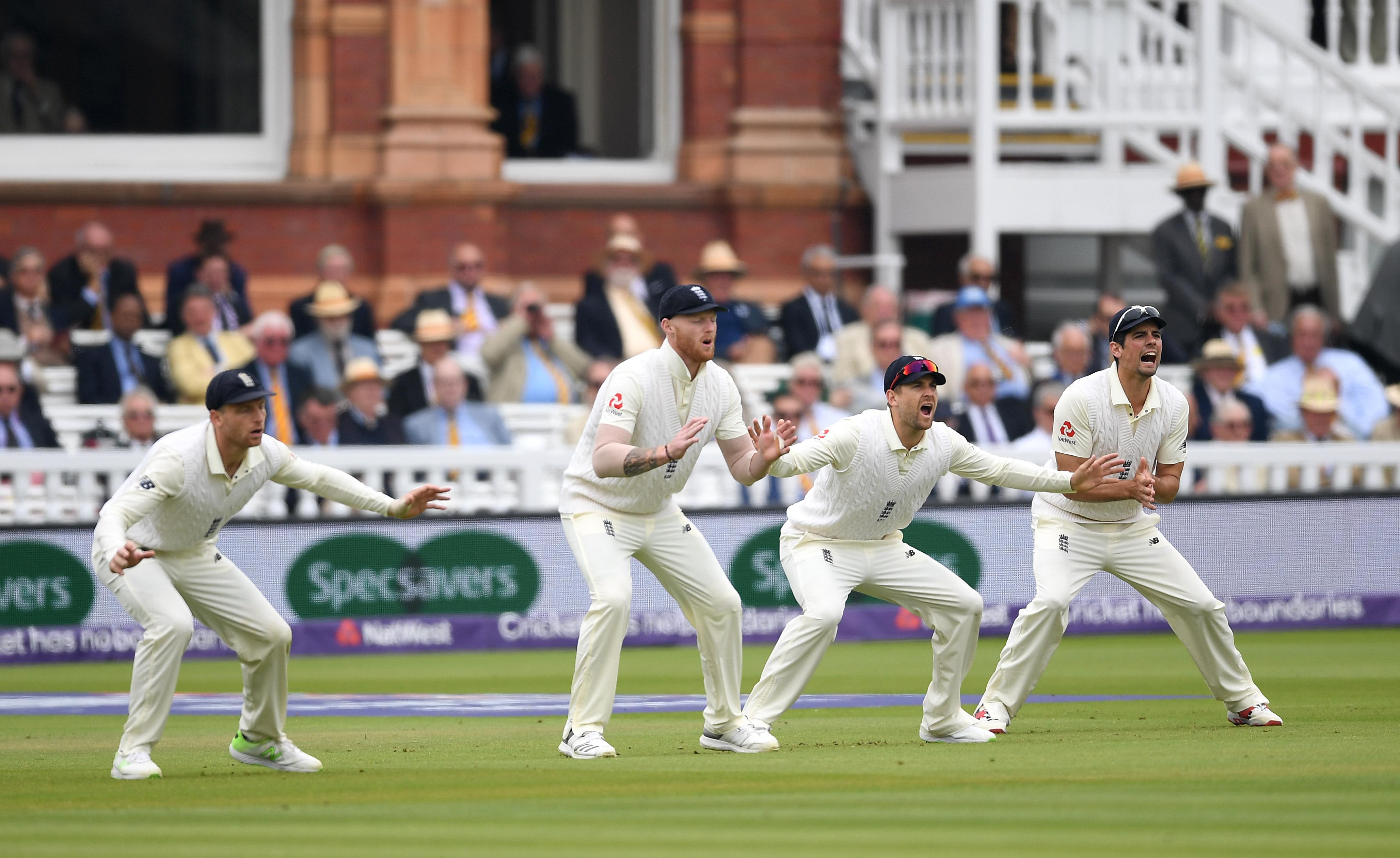 England were frustrated in the field and face a massive task