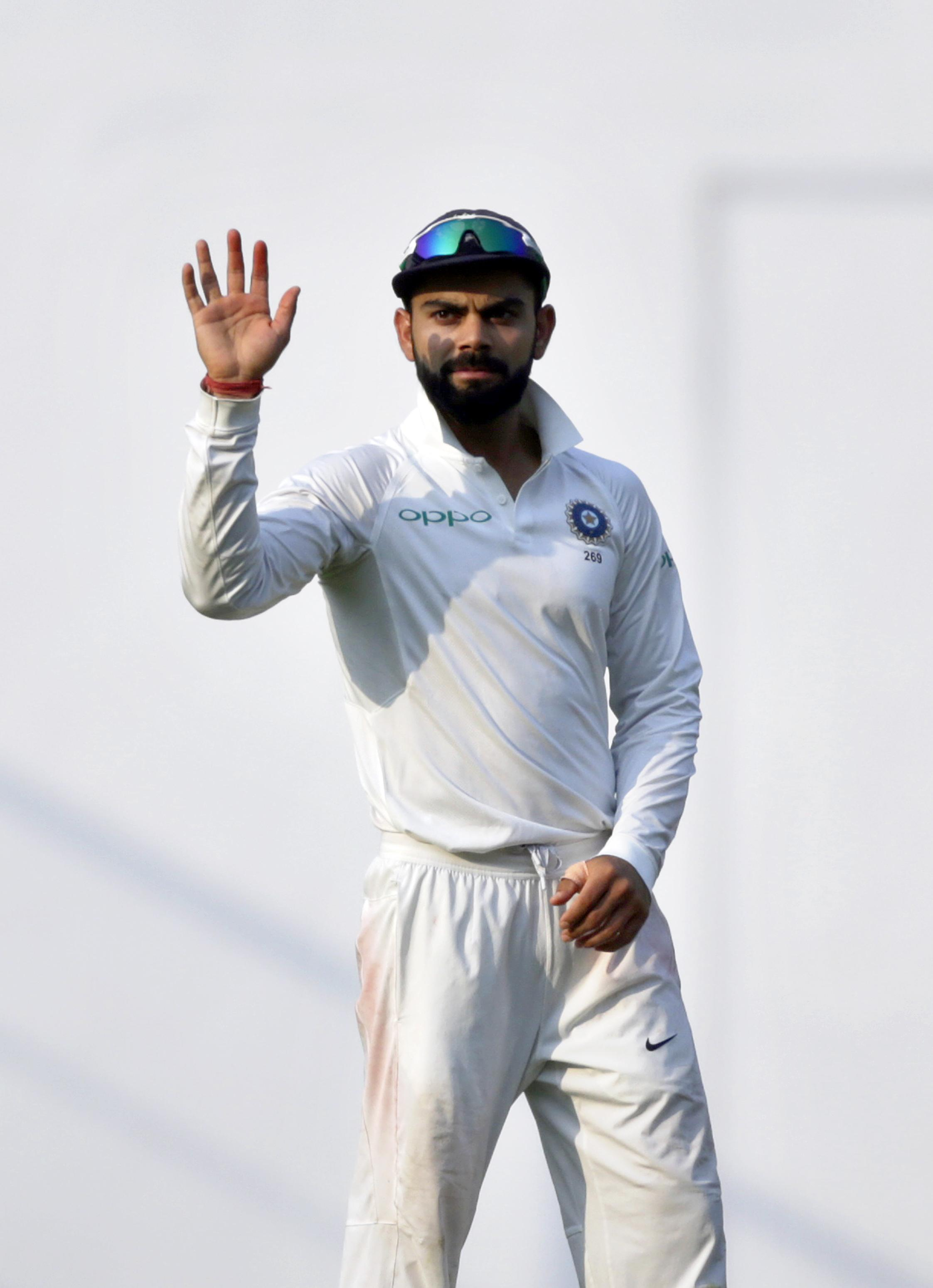 Virat Kohli's absence will come as a bitter blow to Surrey