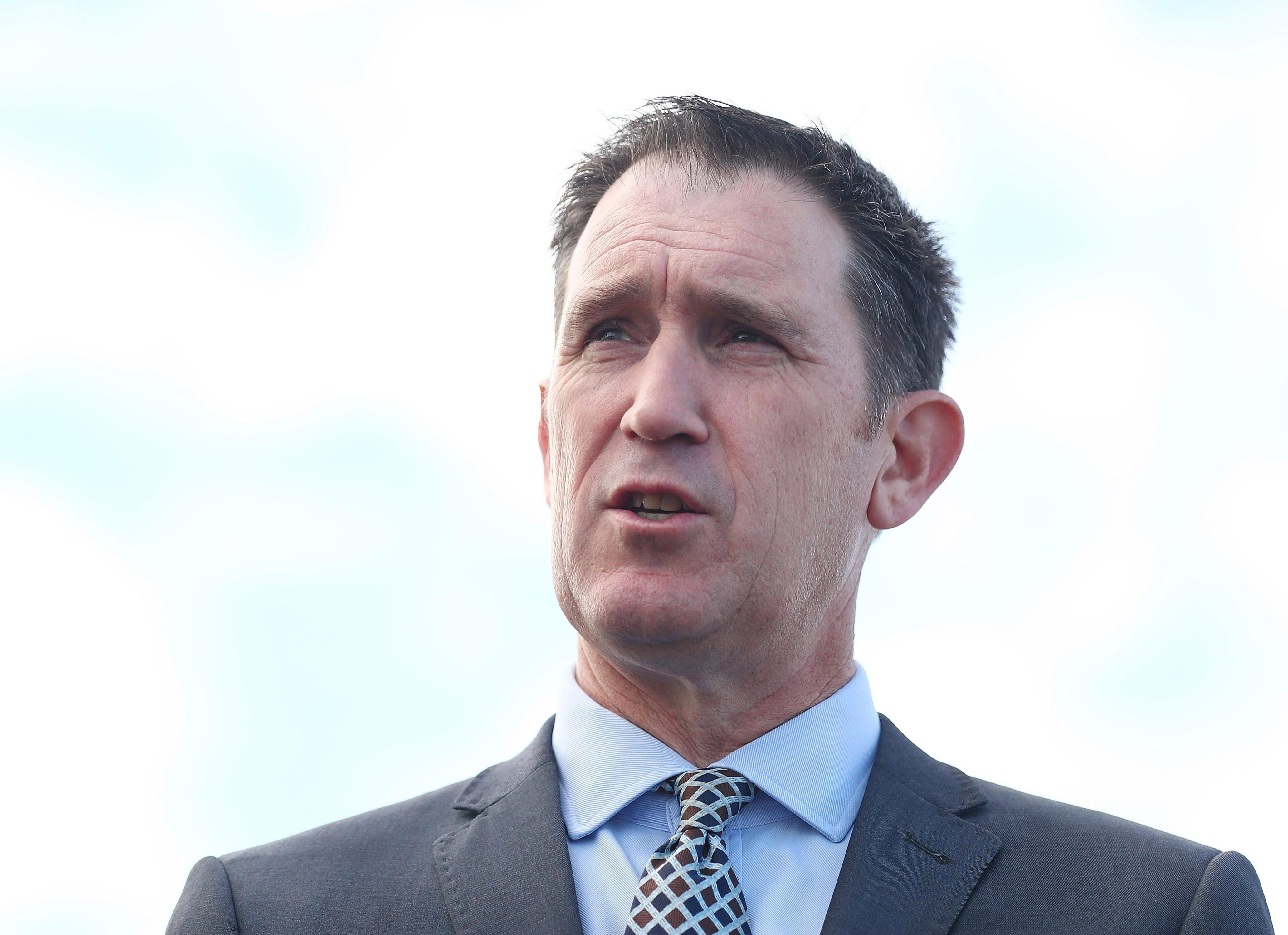 James Sutherland has moved swiftly to appoint Lehmann's successor after the ball tampering scandal