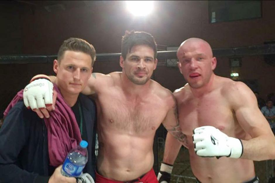 British middleweight star Kevin Fryer is on a five-fight win streak