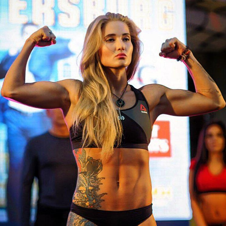 Anastasia Yankova is looking for her sixth win at Bellator 200