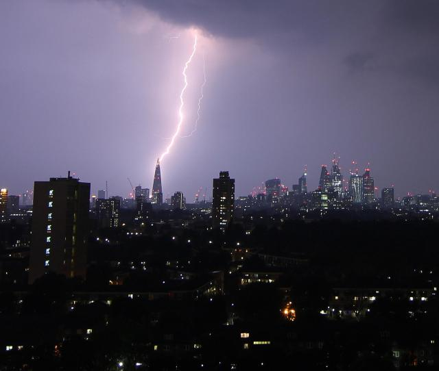 What Are Thunder And Lightning What Causes Storms And What Does The Time Between Them Mean