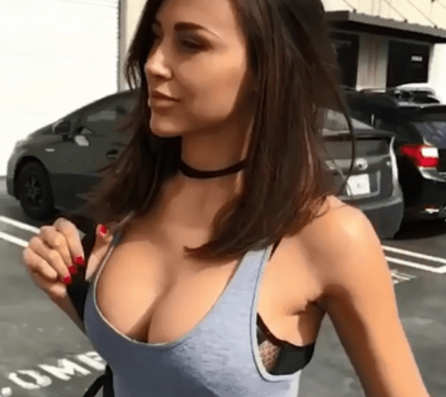 A Tory Mp Accidentally Shared A Video Featuring A Busty Brunette Woman In A