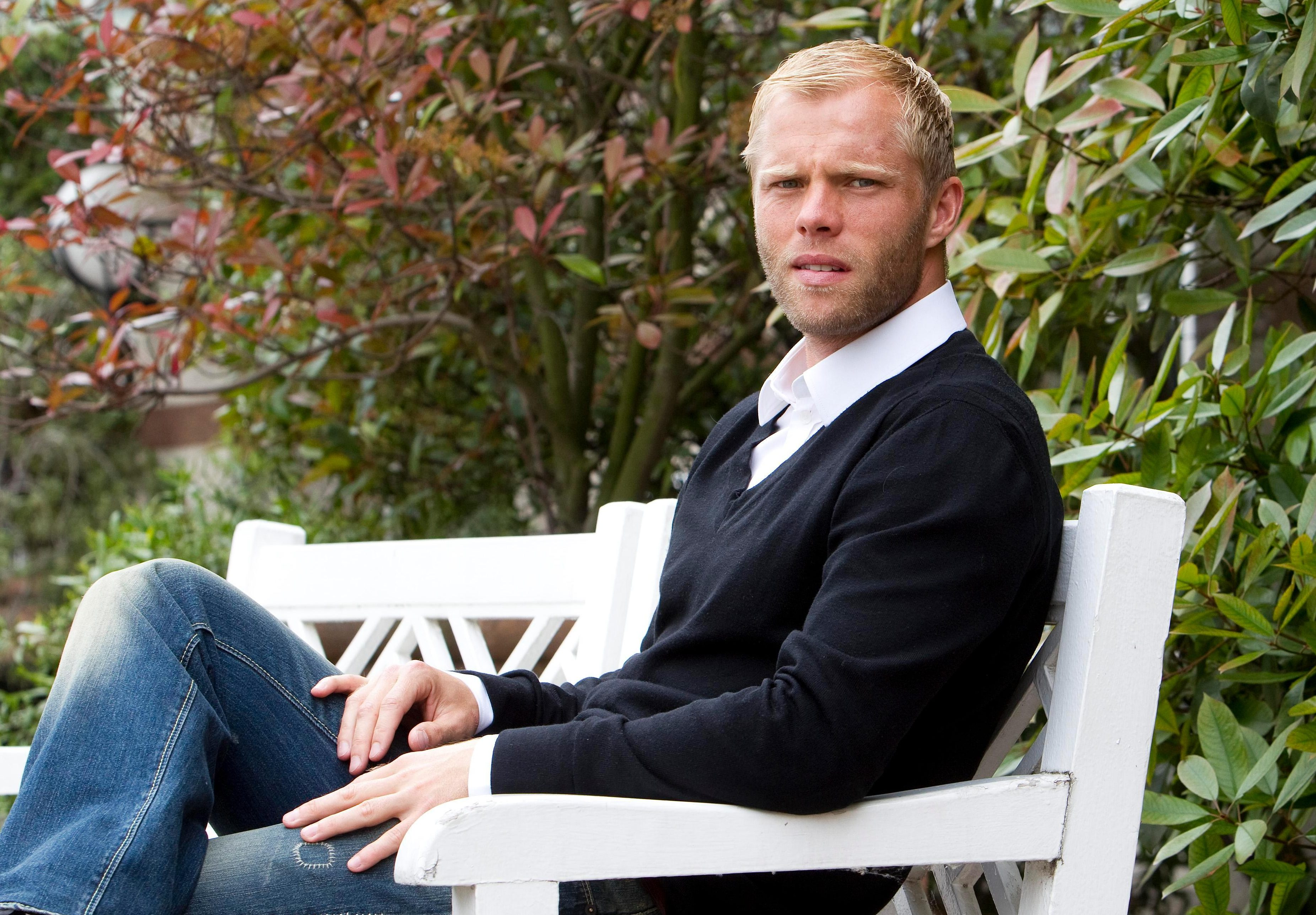 Eidur Gudjohnsen is now trying to guide his three sons as they try to make a career in football