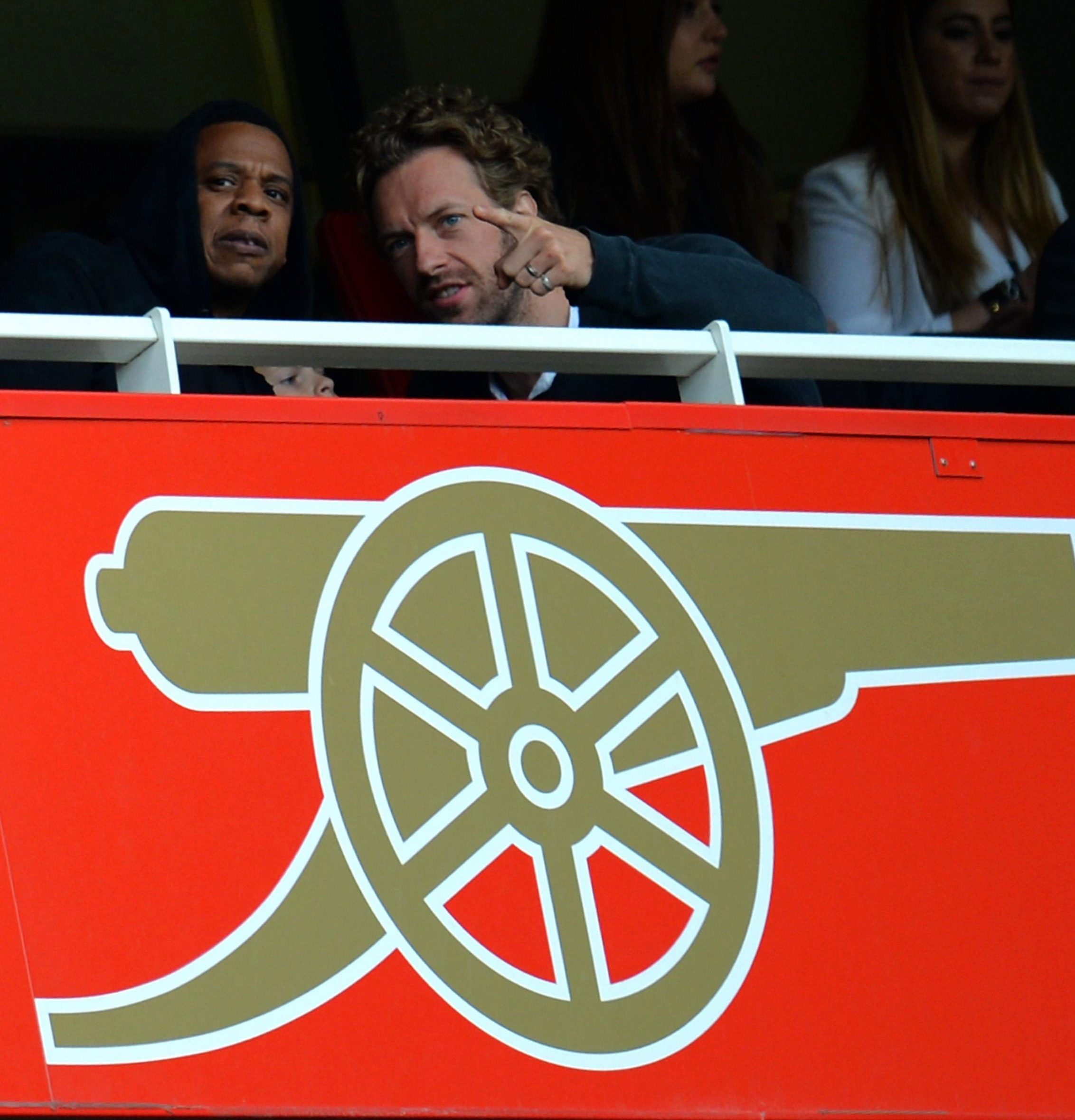 Arsenal have signed a £1m deal with Jay-Z-owned streaming service Tidal