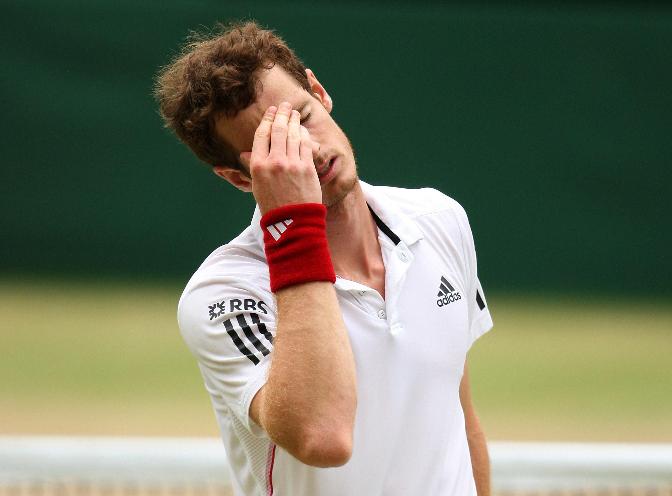 Andy Murray has struggled with injuries for the last year already