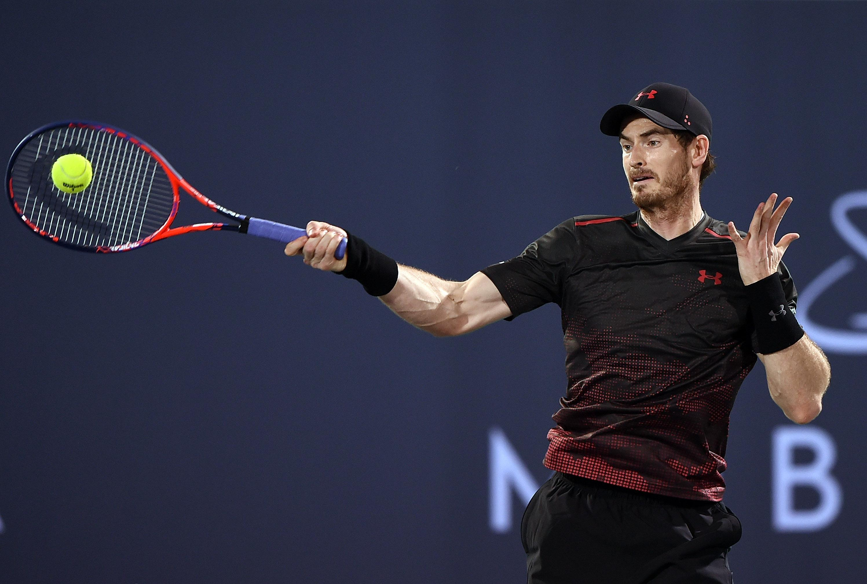 The Brit admitted his progress has been slow but he's getting closer to playing again