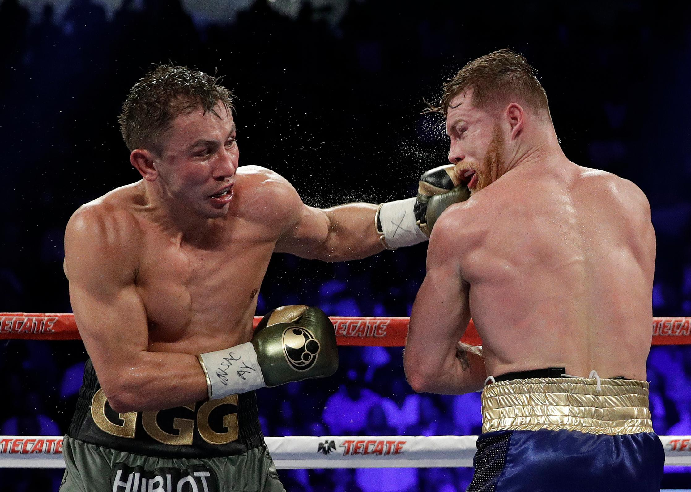 The anticipated rematch between Canelo and Golovkin this September has been cancelled