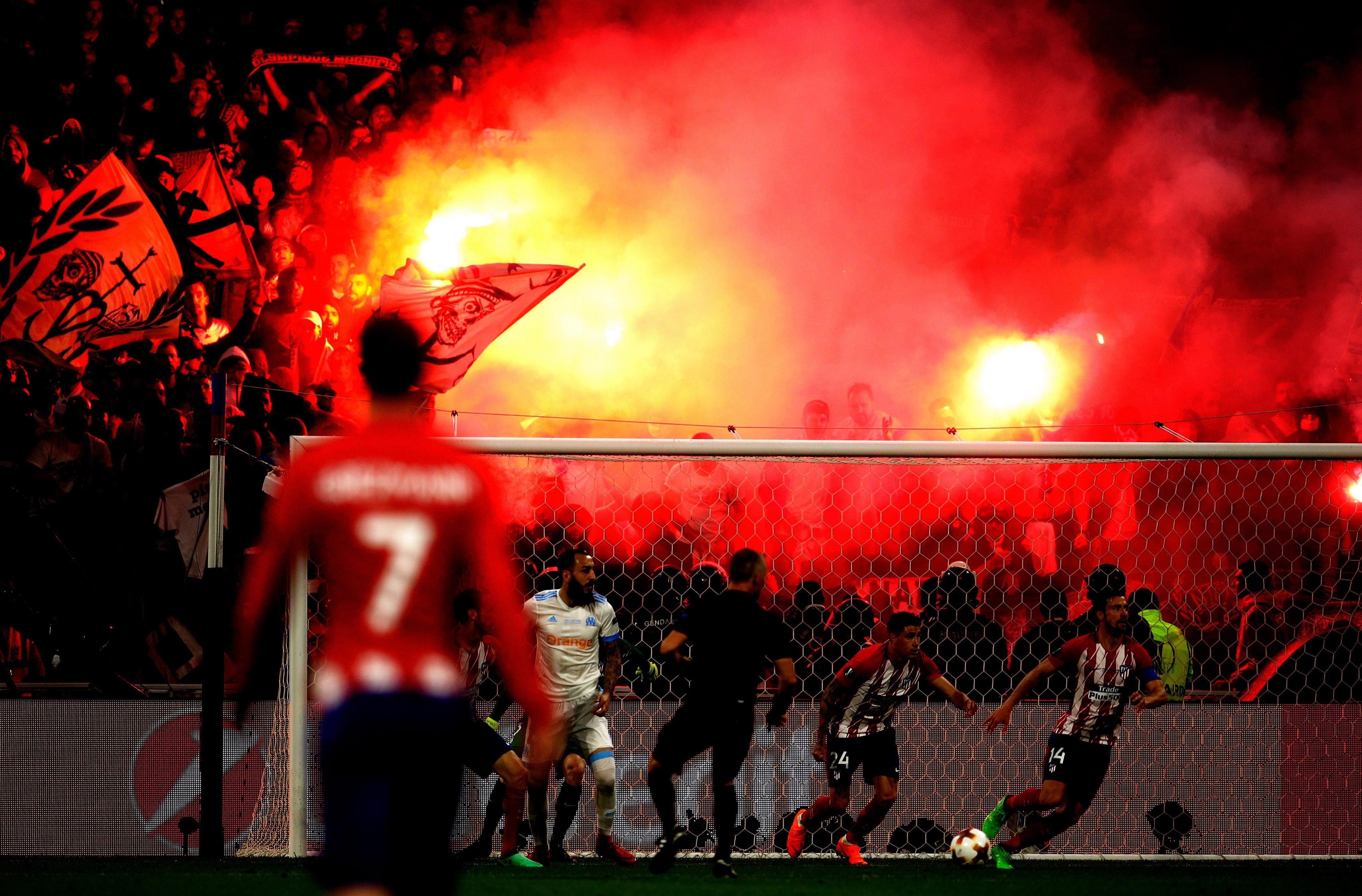 Atletico Madrid will face a partial stadium closure in Champions League