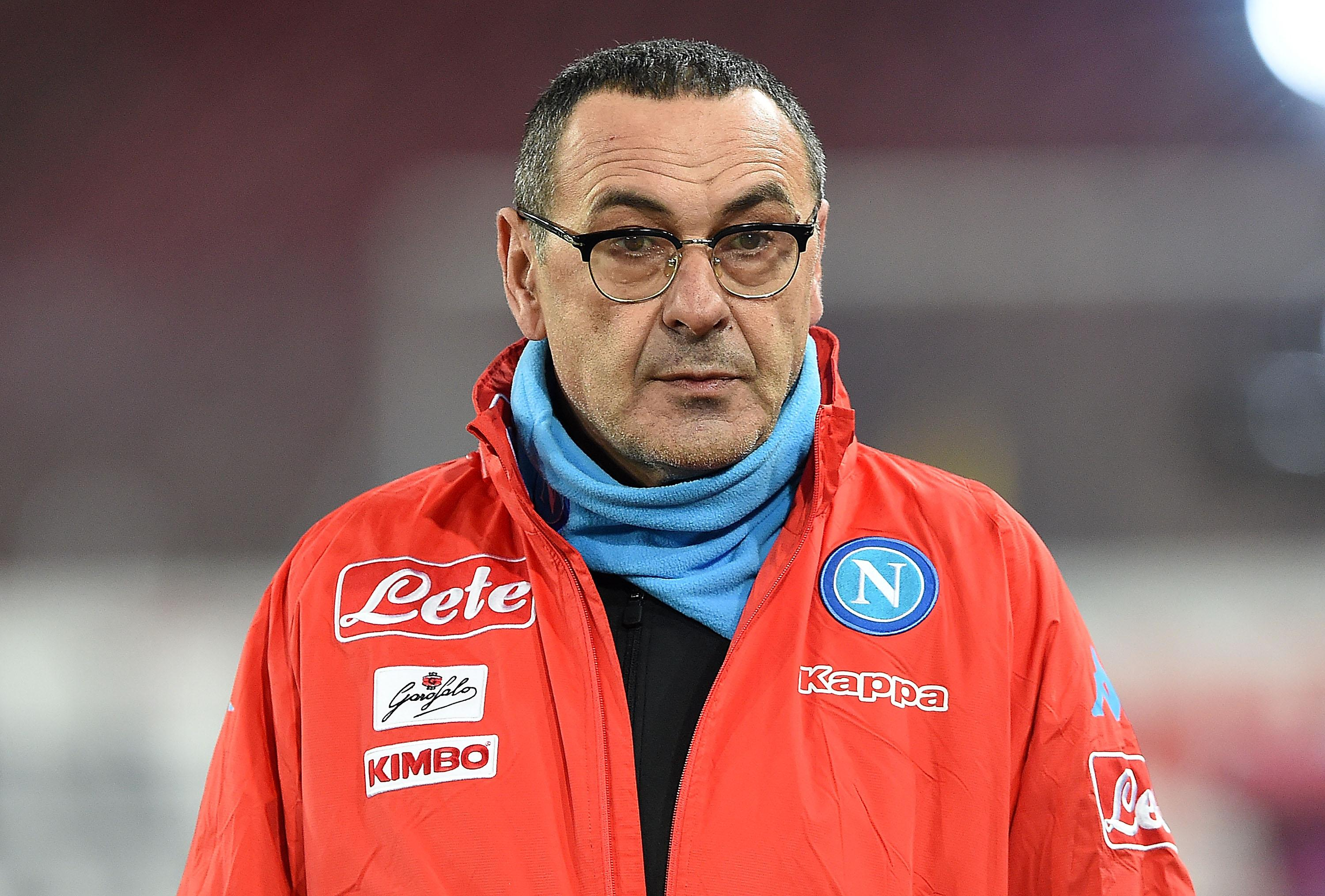 Maurizio Sarri is set to move into a house in Chelsea's training ground complex