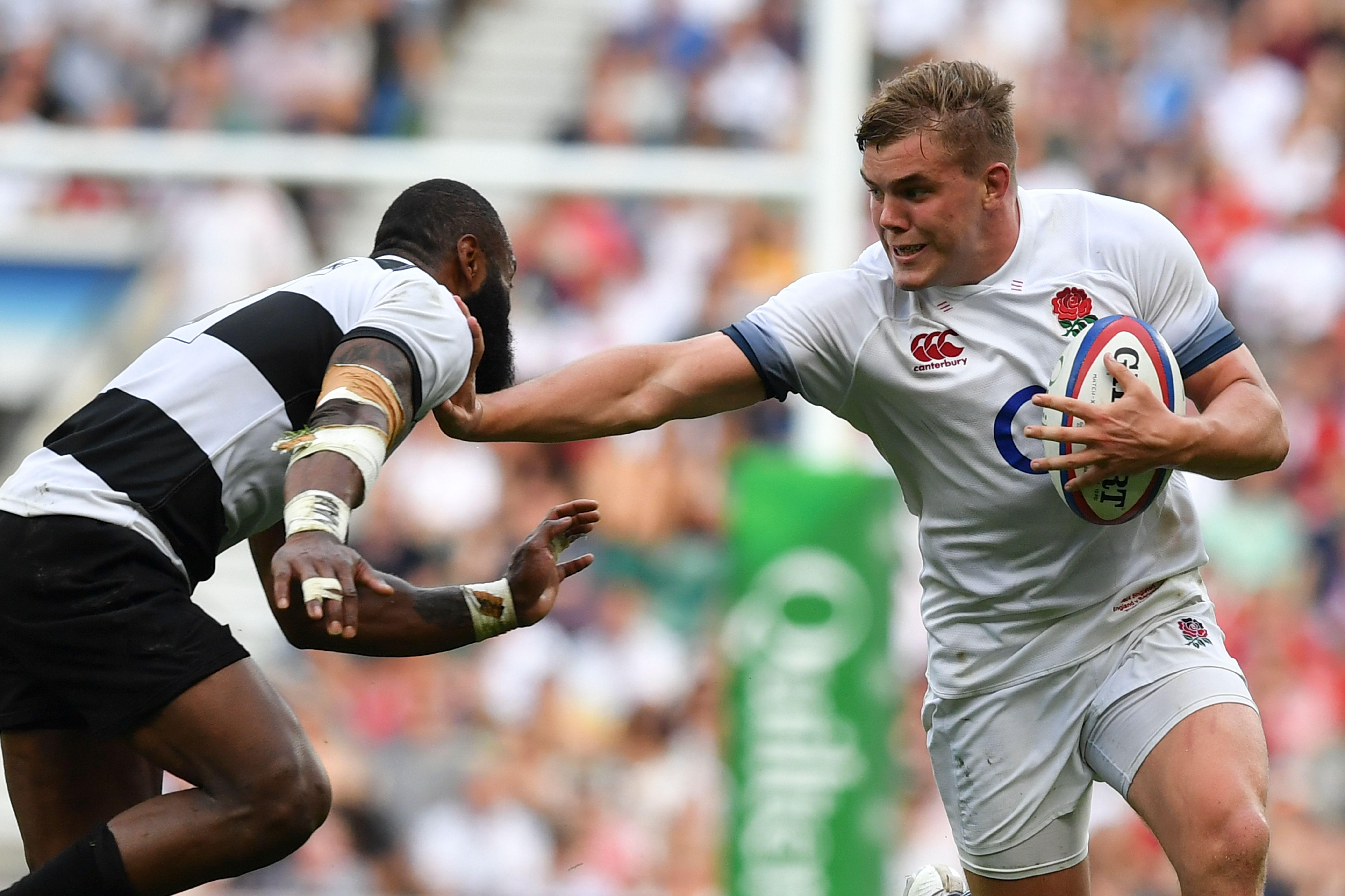 Hooker Jack Singleton has been called up by England as cover for Luke Cowan-Dickie