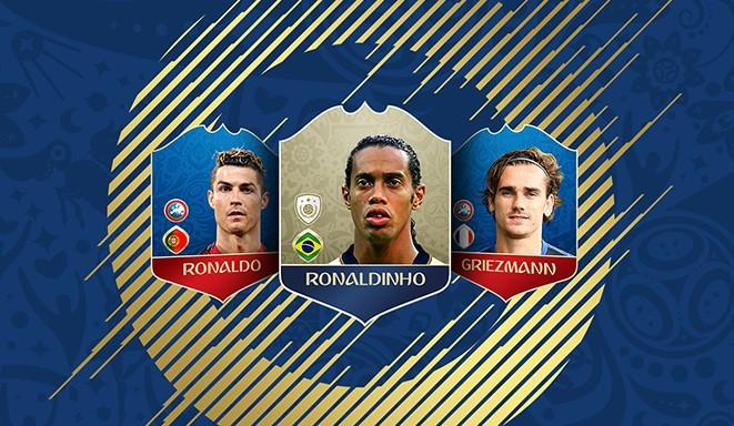 Fifa 18 owners to get free game and can even pick a squad made up of World Cup legends