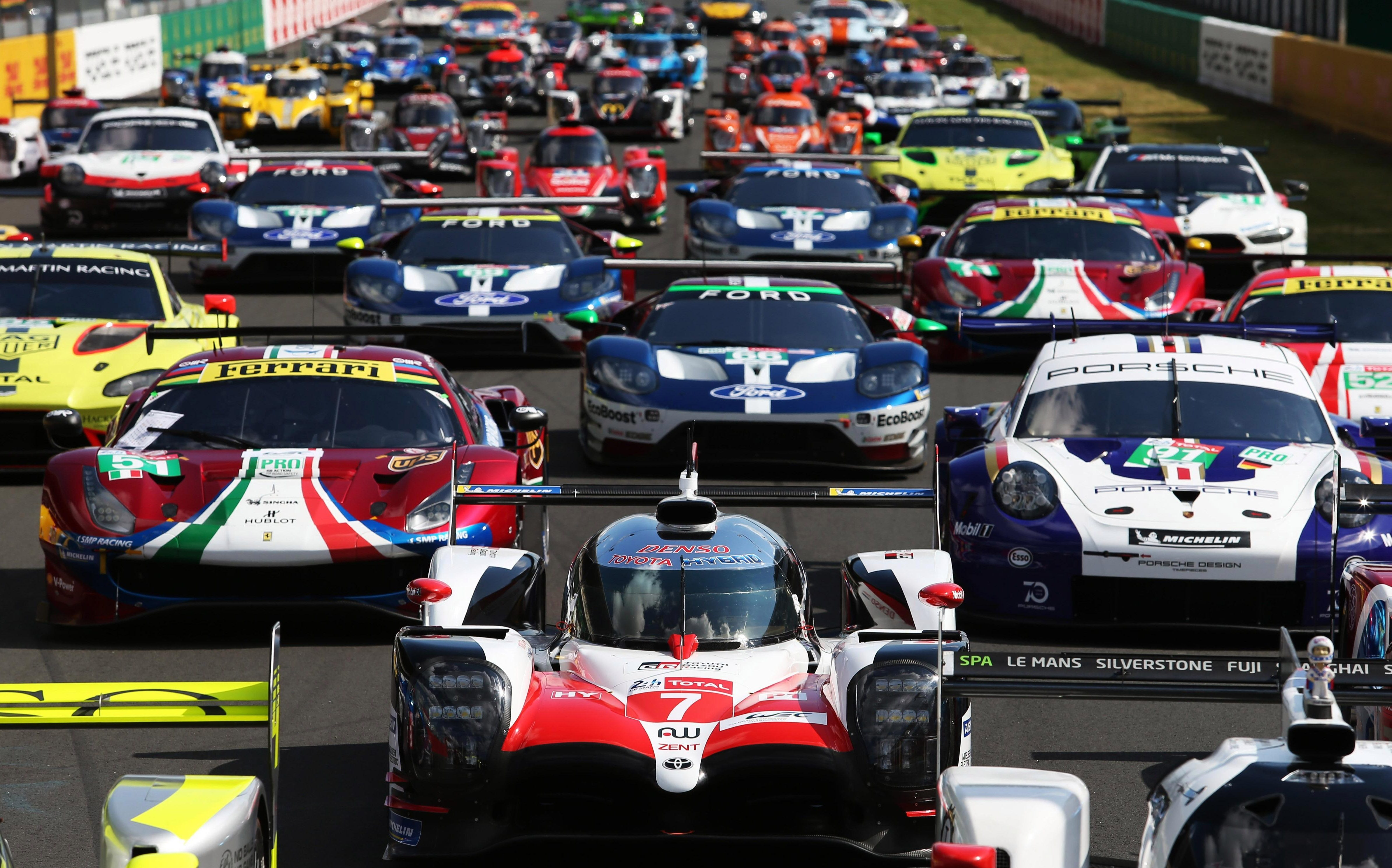The stage is set for Le Mans 24 hours