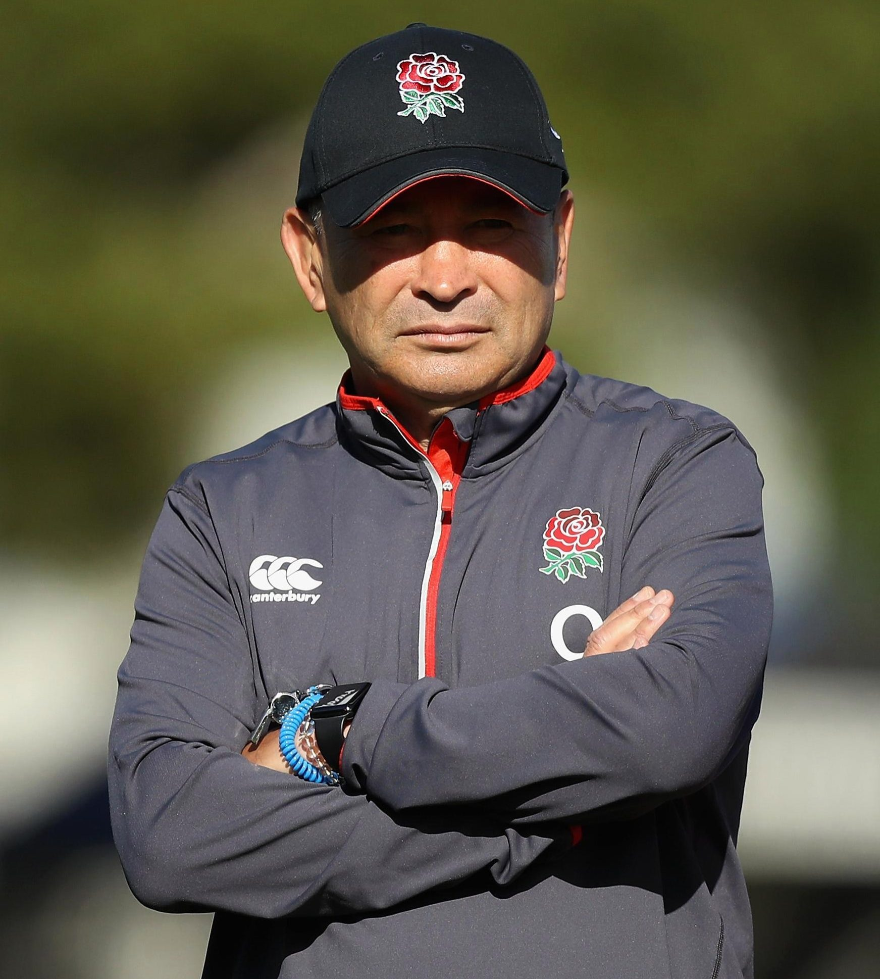 Eddie Jones is well aware that his job is still not safe ahead of a crunch 12 months