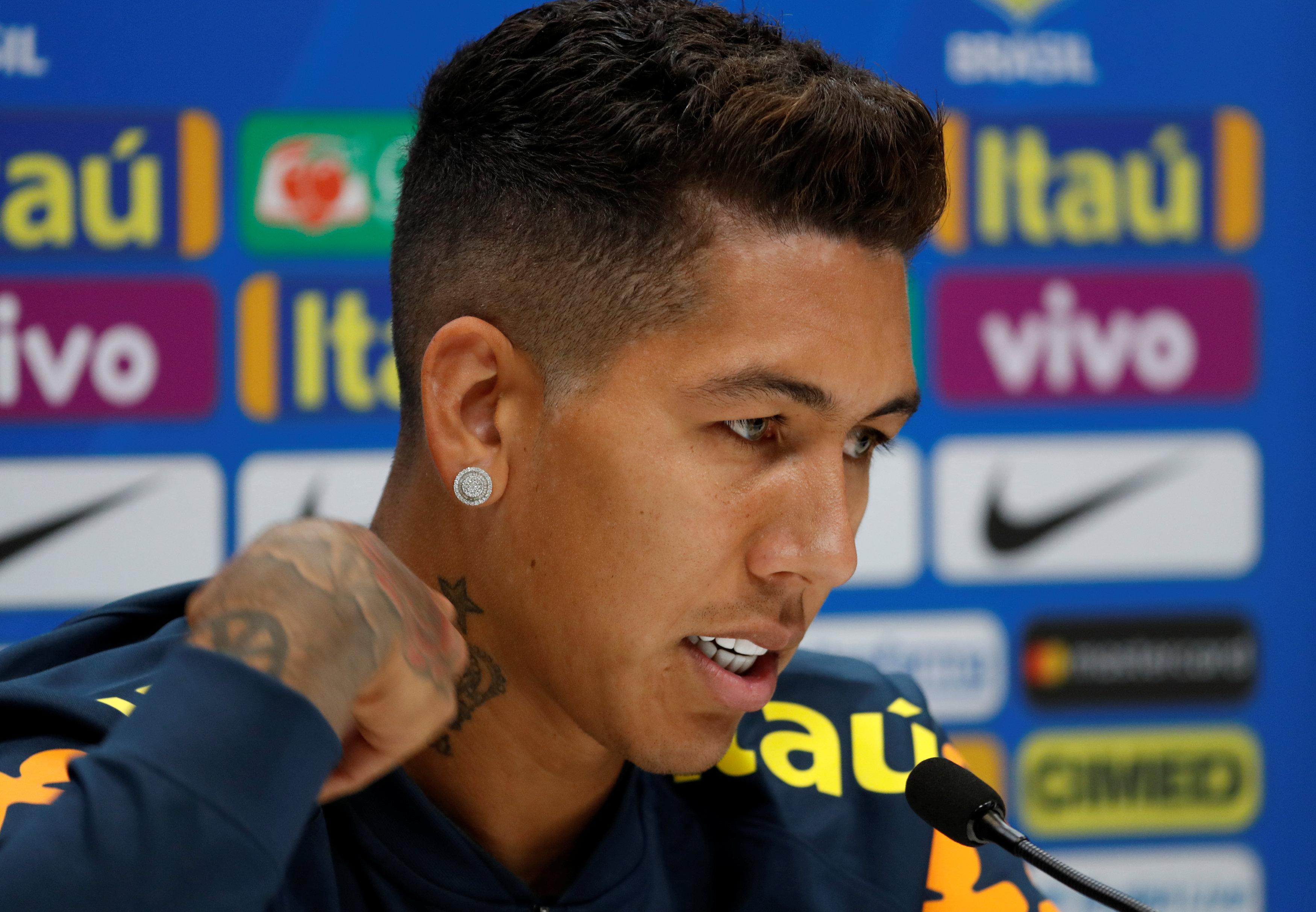 The Brazilian striker said Ramos is a champion but that it was wrong to say