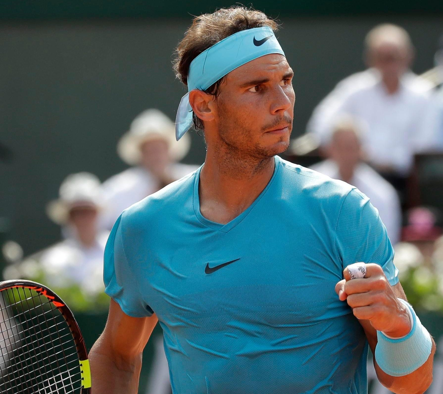 A fit again Rafael Nadal should be far more competitive this year