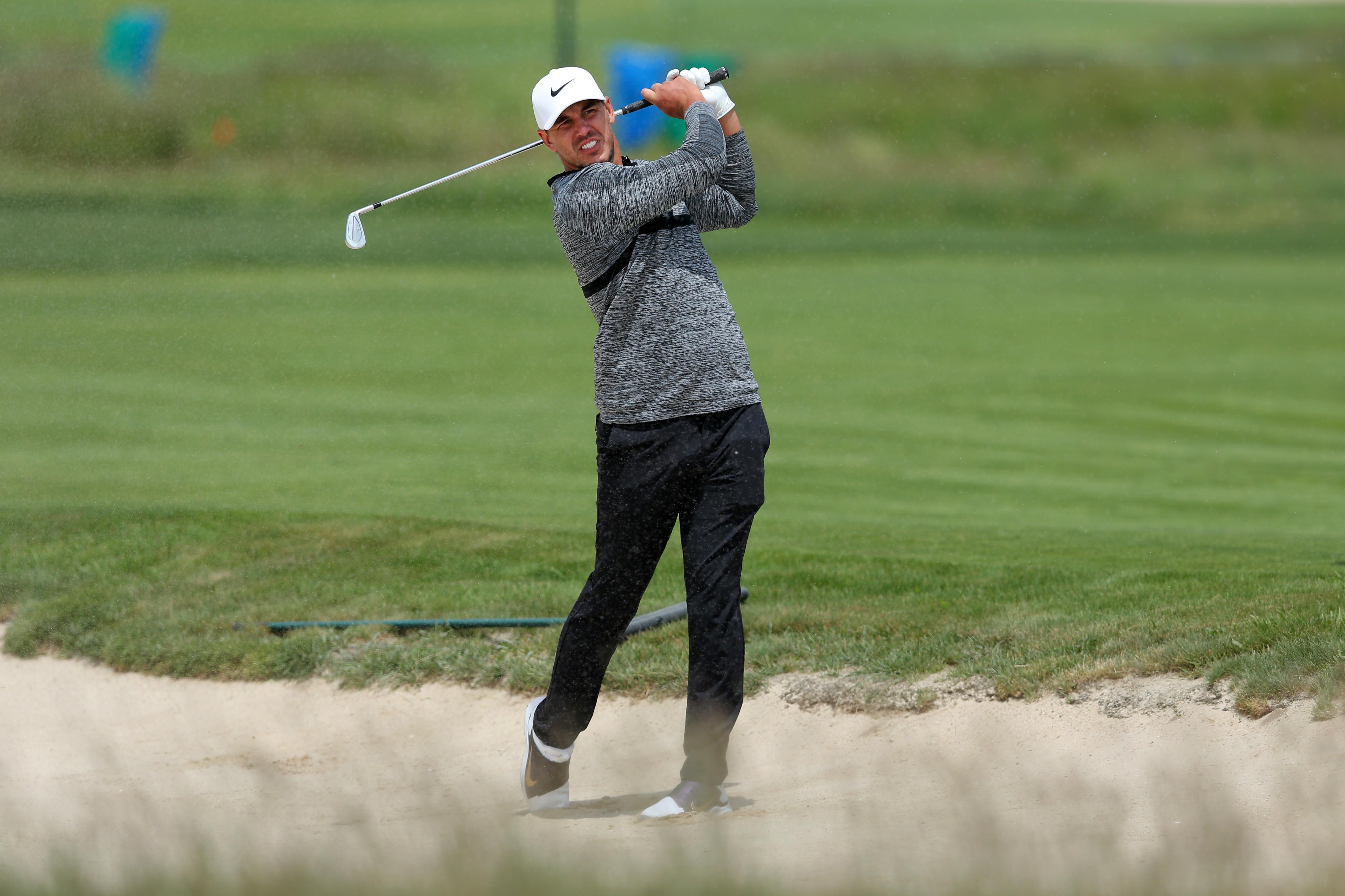 Brooks Koepka won the US in 2017