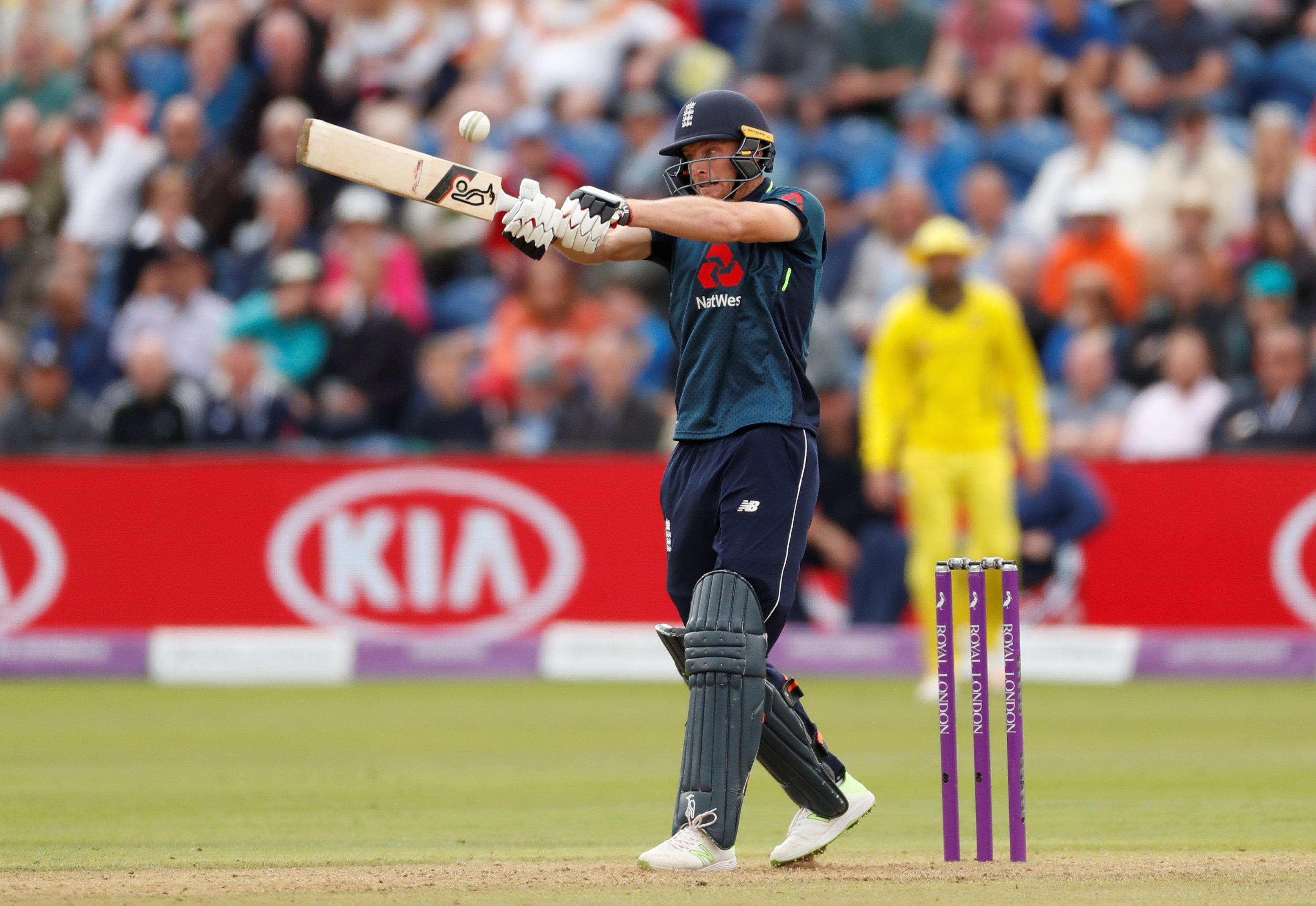 Jos Buttler smashed 91 from 70 deliveries with 10 boundaries