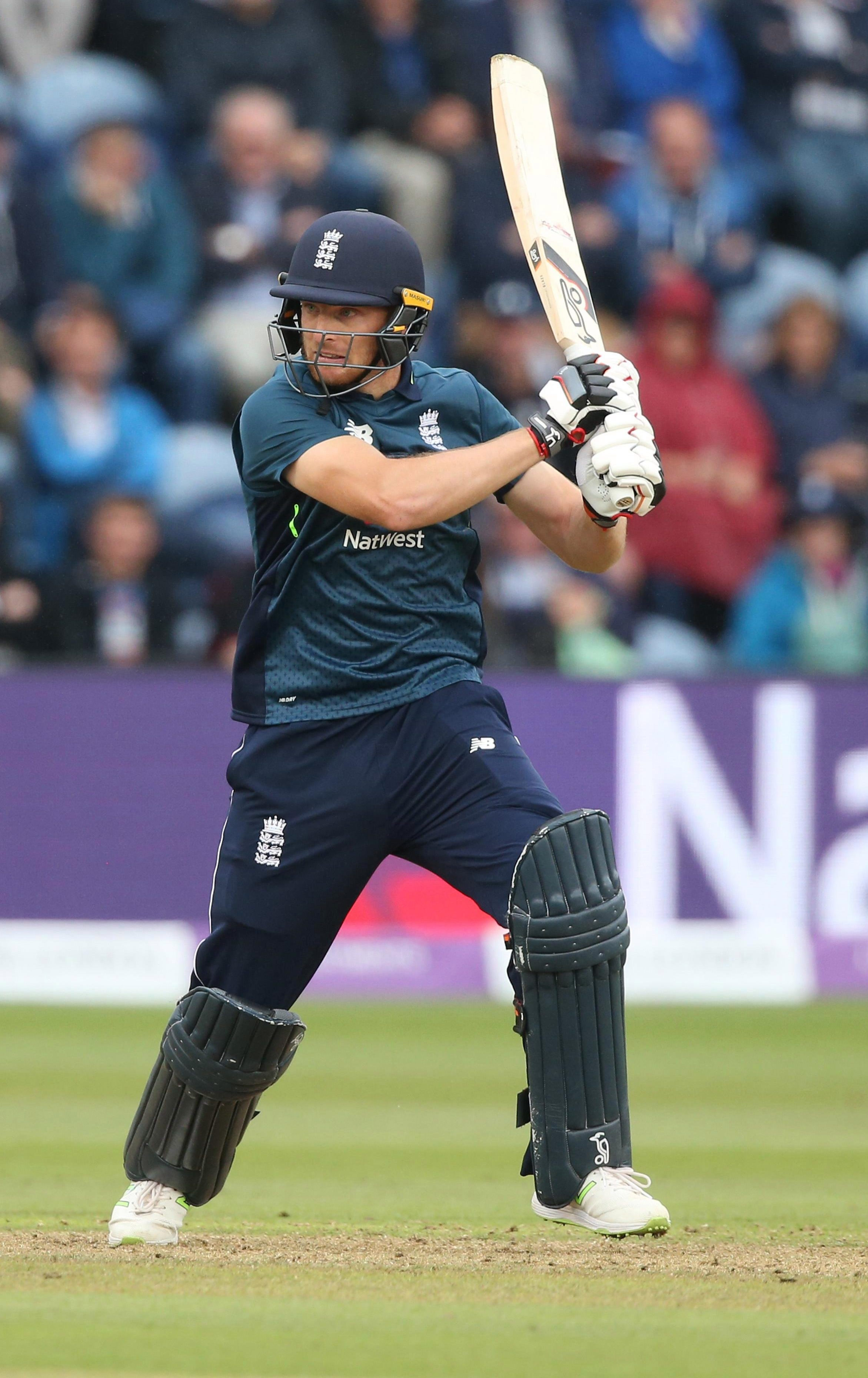 Jos Buttler swept Australia aside with a sensational 110 not out