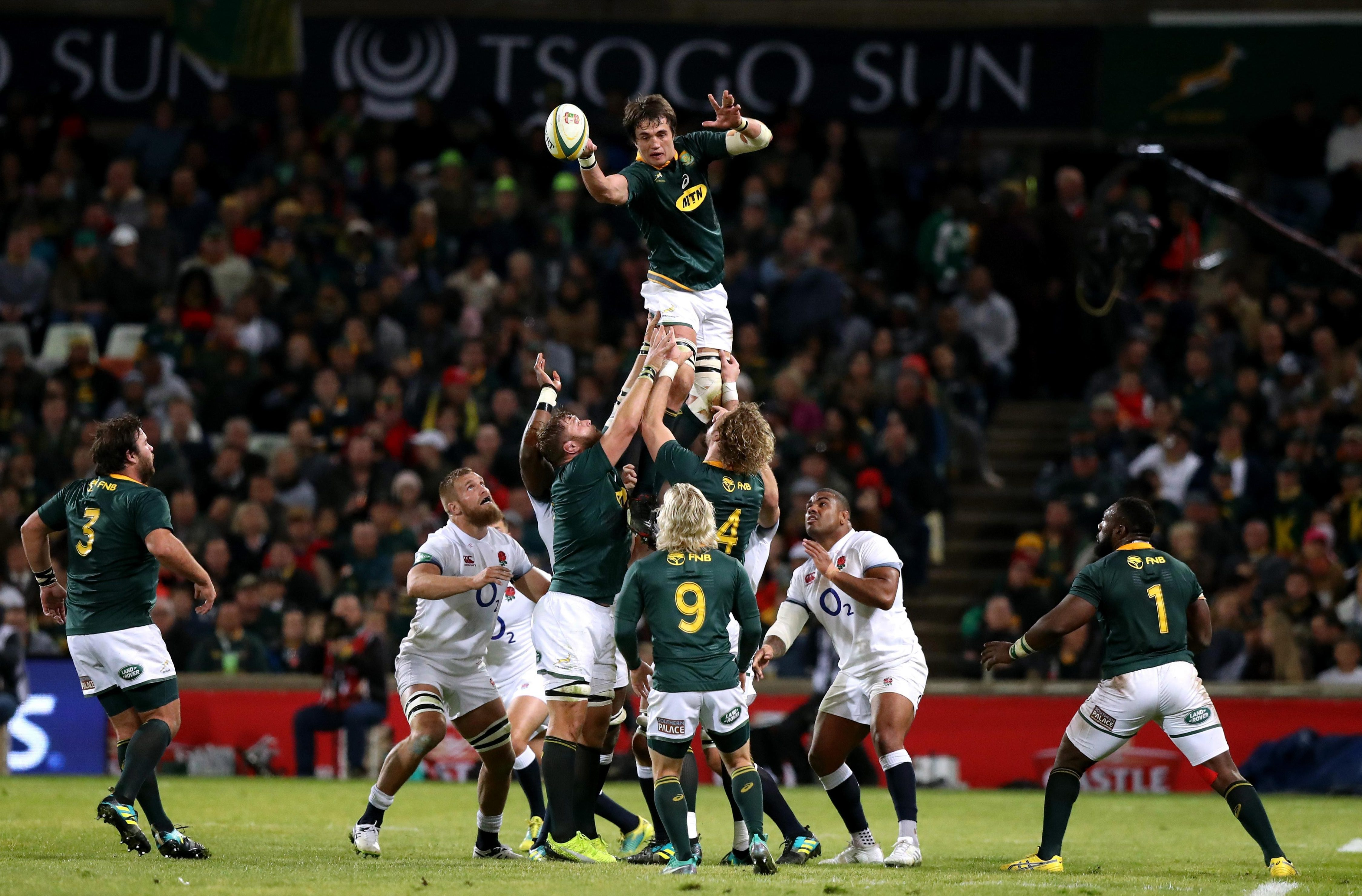 South Africa will be feeling confident of making it a hat-trick of wins