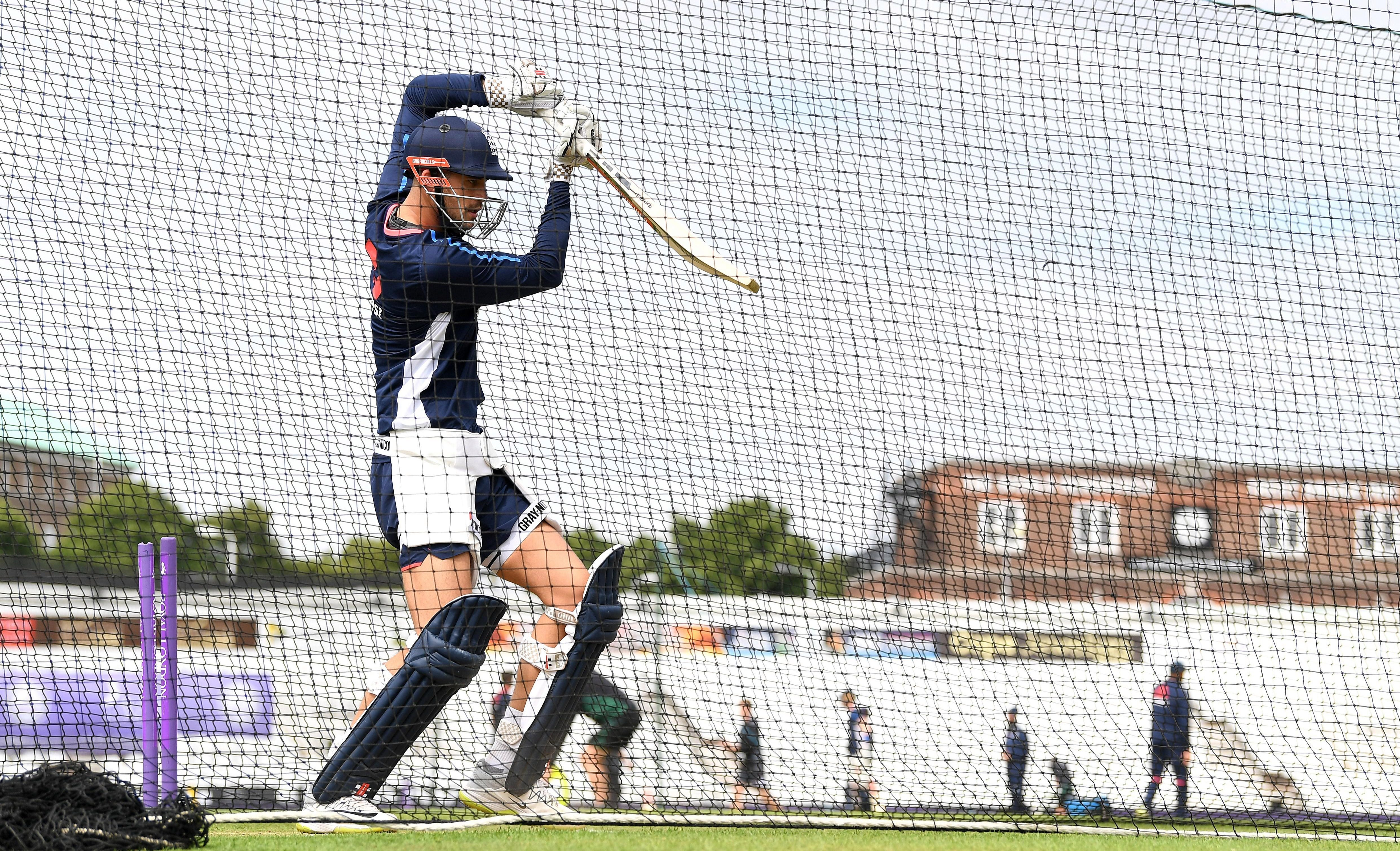 Alex Hales knows he must score big to keep his place in the team