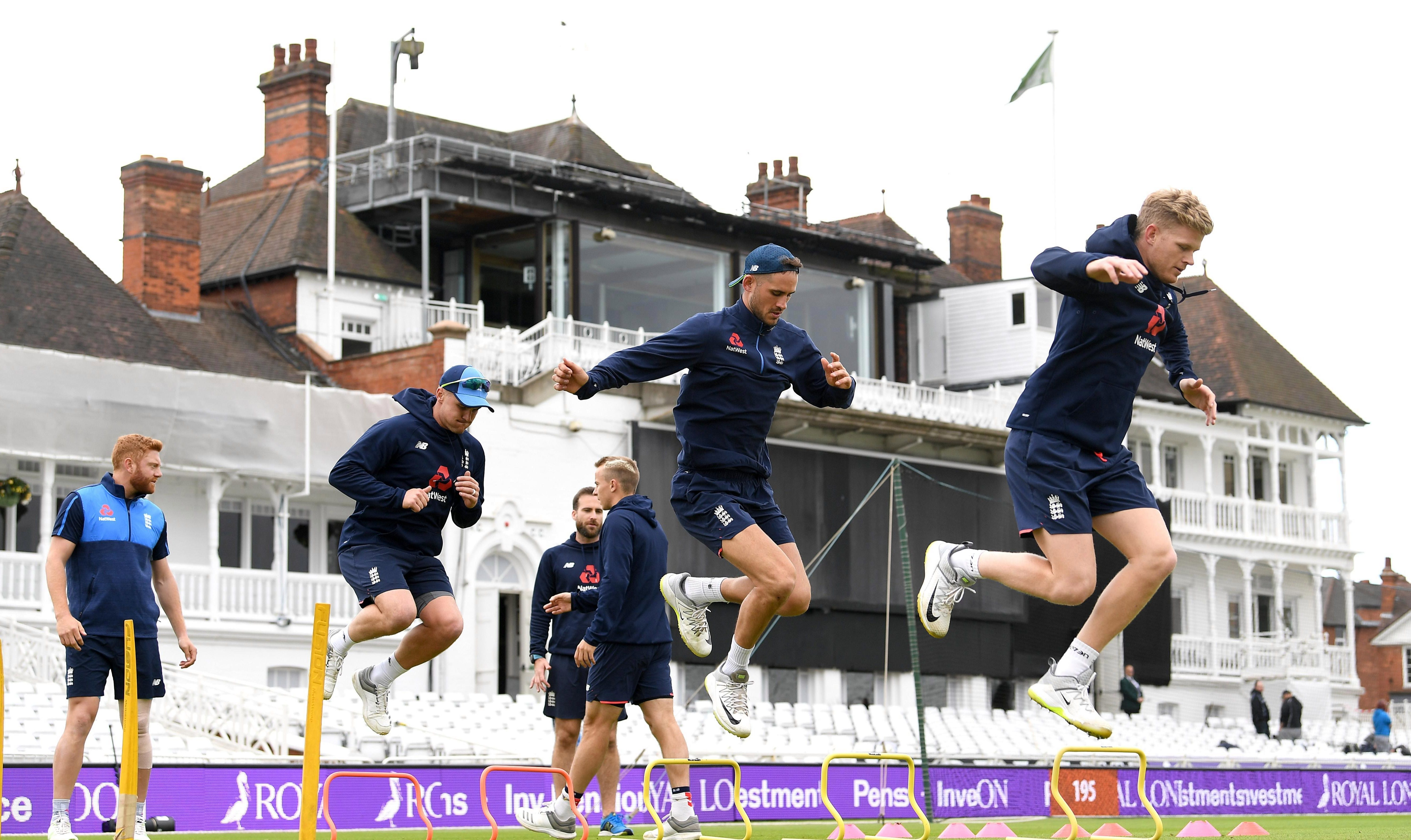 England prepare for Tuesday's third ODI in Nottingham