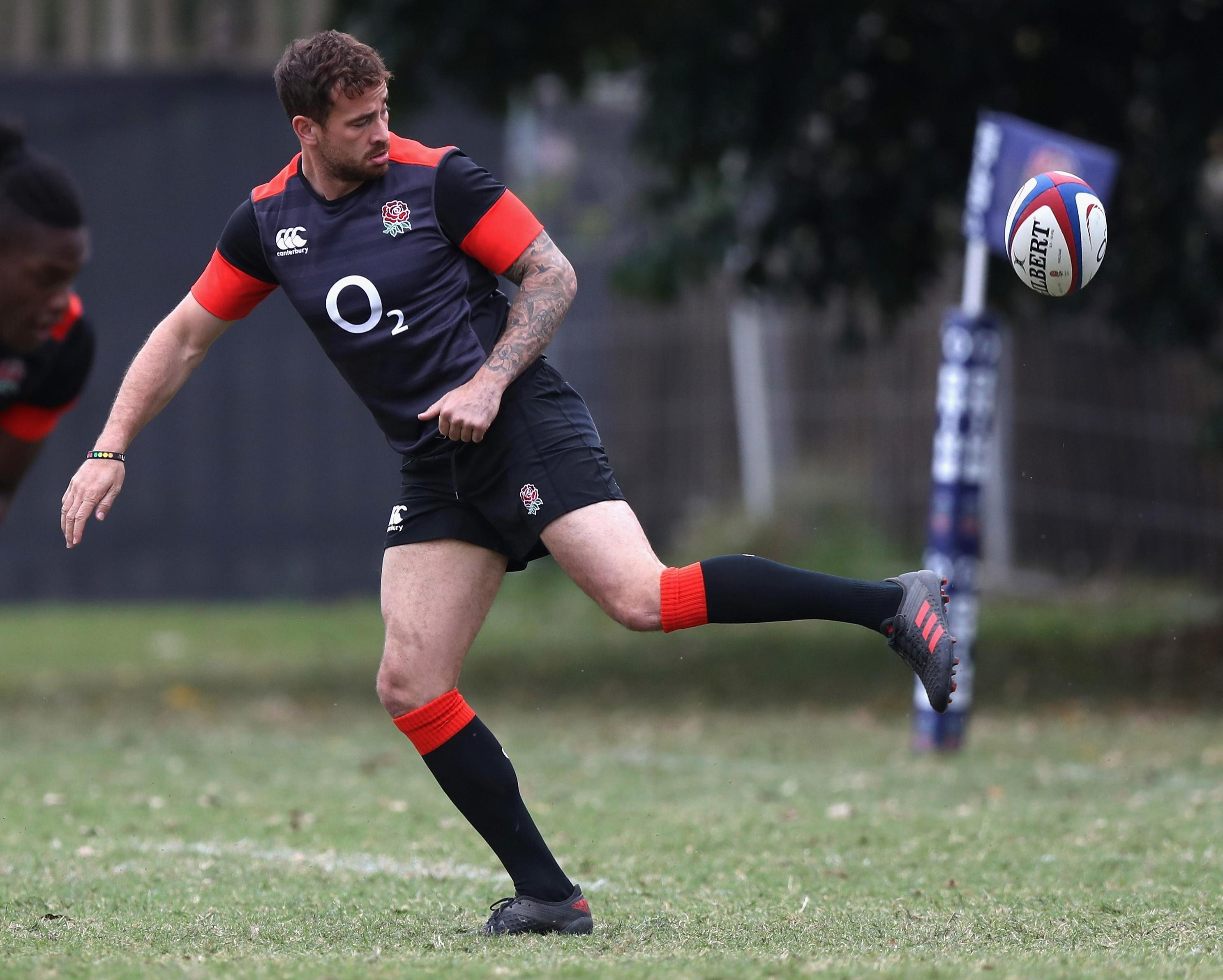 Cipriani's silky skills set him apart from all the other Premiership fly-halfs