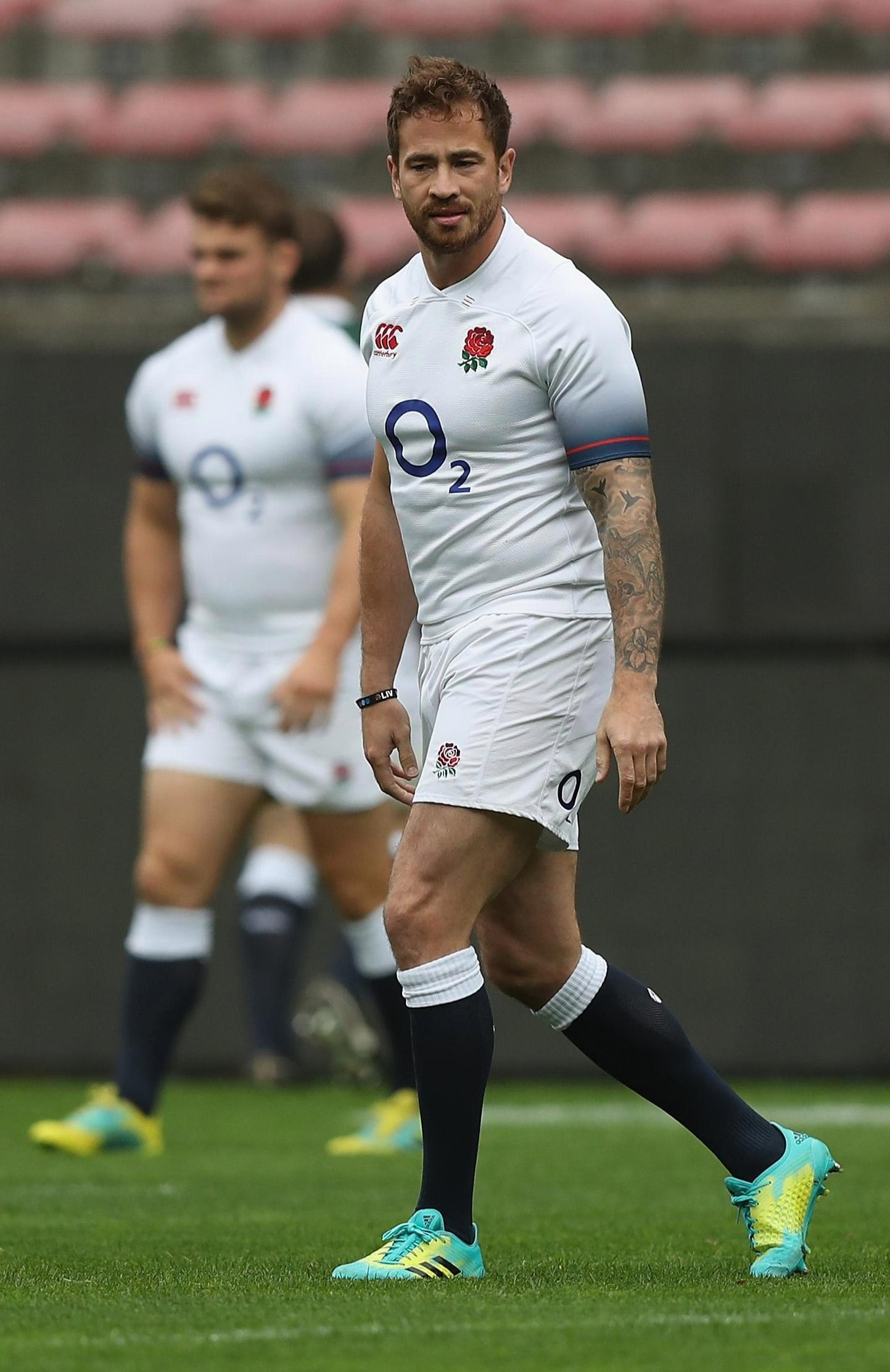 Danny Cipriani says he wants to stay in the England team for the long haul