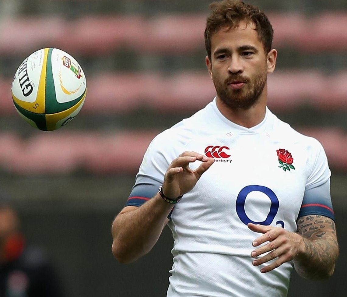 Danny Cipriani has finally won a start - after being the best fly-half in the Premiership last season
