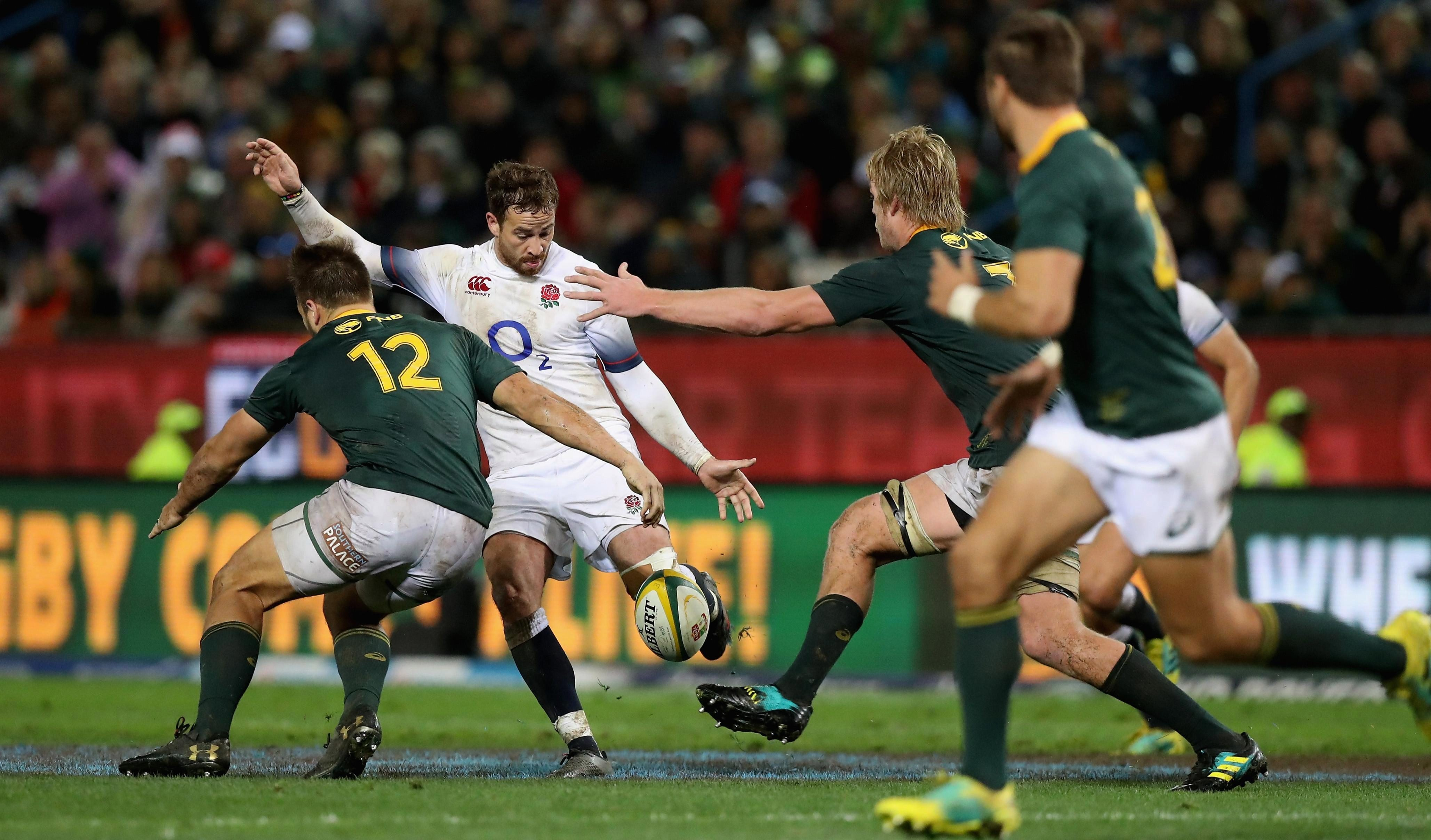 Cipriani kicked a cross-field belter to Jonny May for the winger to touch down and seal victory