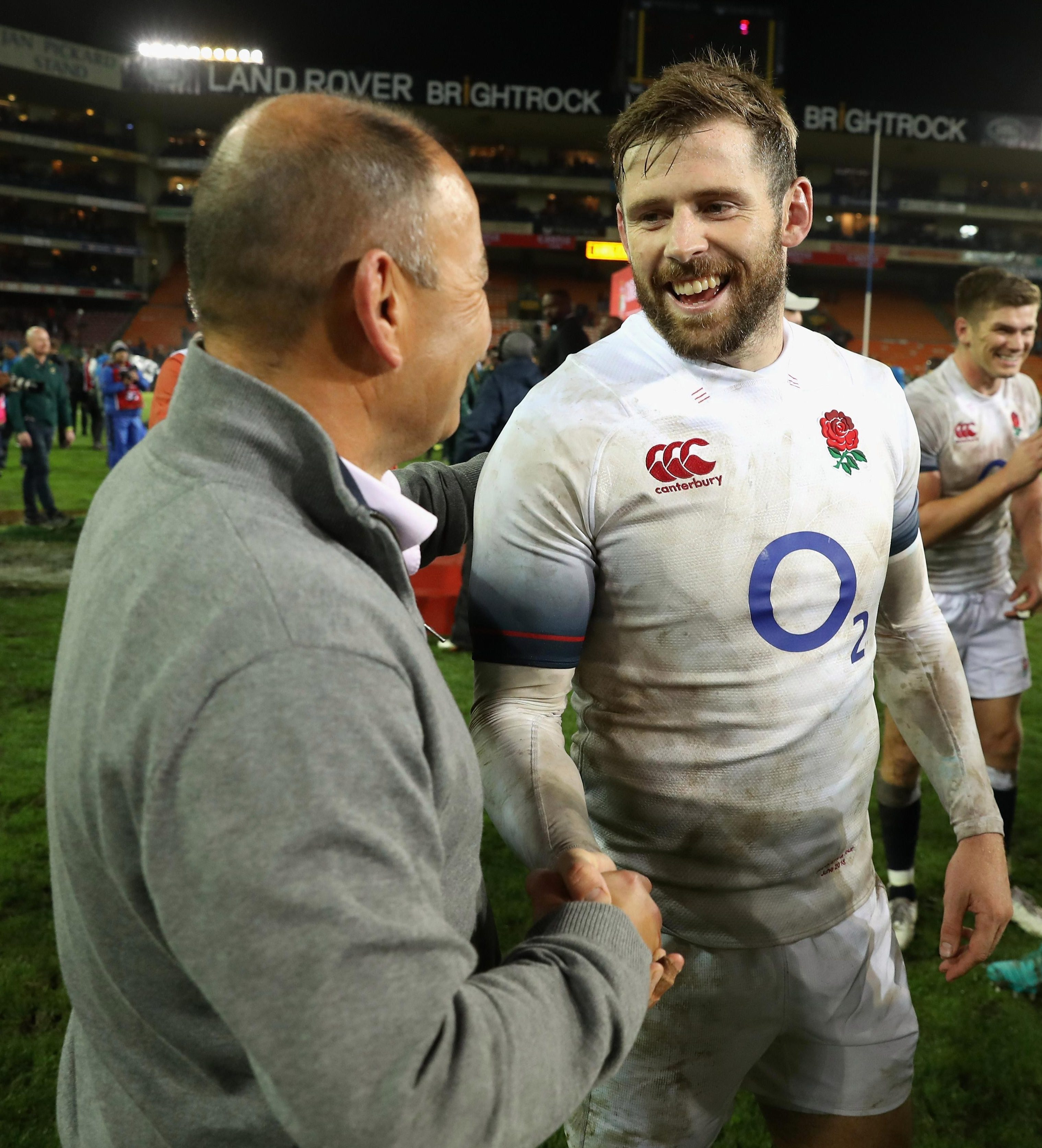 England beat South Africa 25-10 win in a dead-rubber Third Test on Saturday