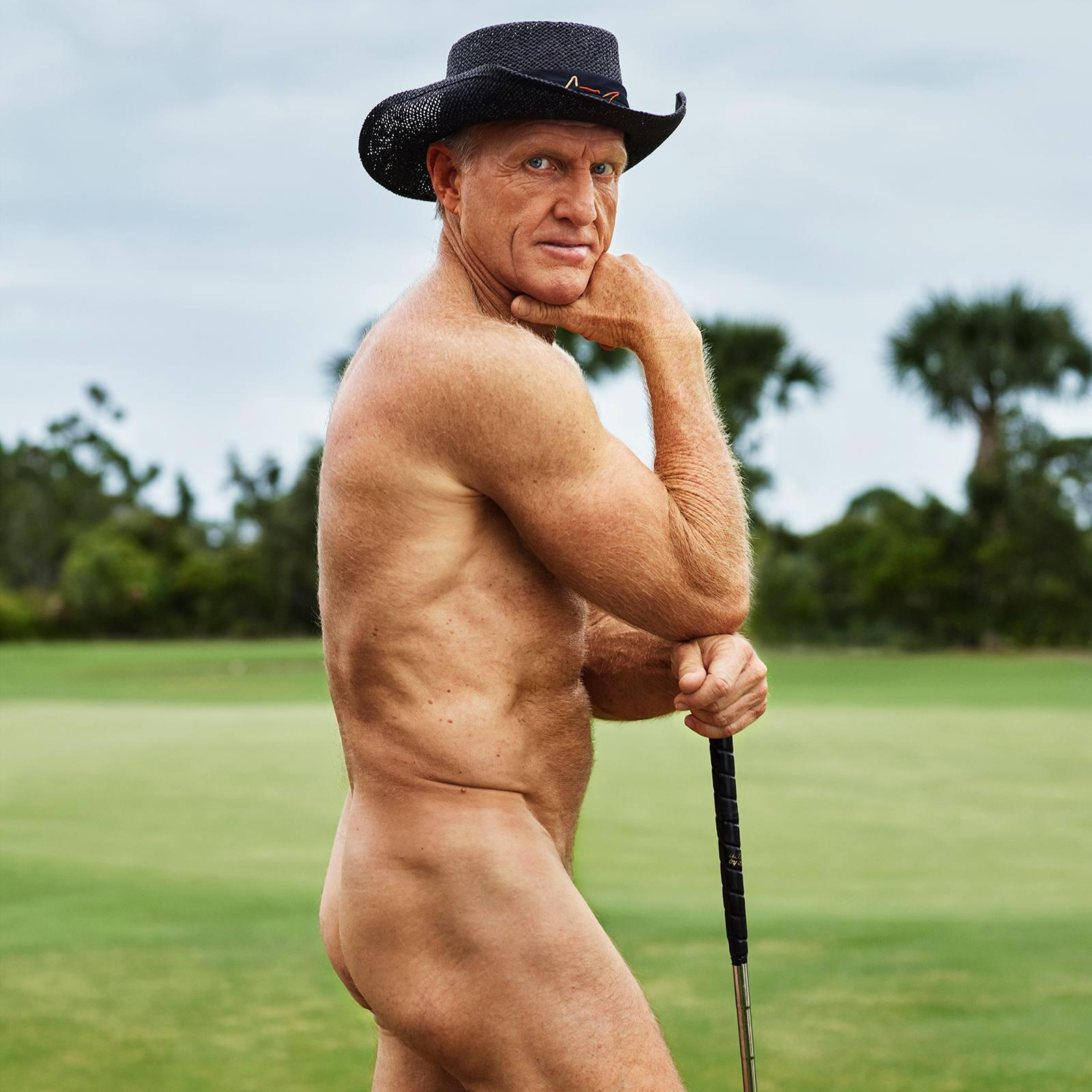 Greg Norman stripped off at the age of 63 for the ESPN Body Issue
