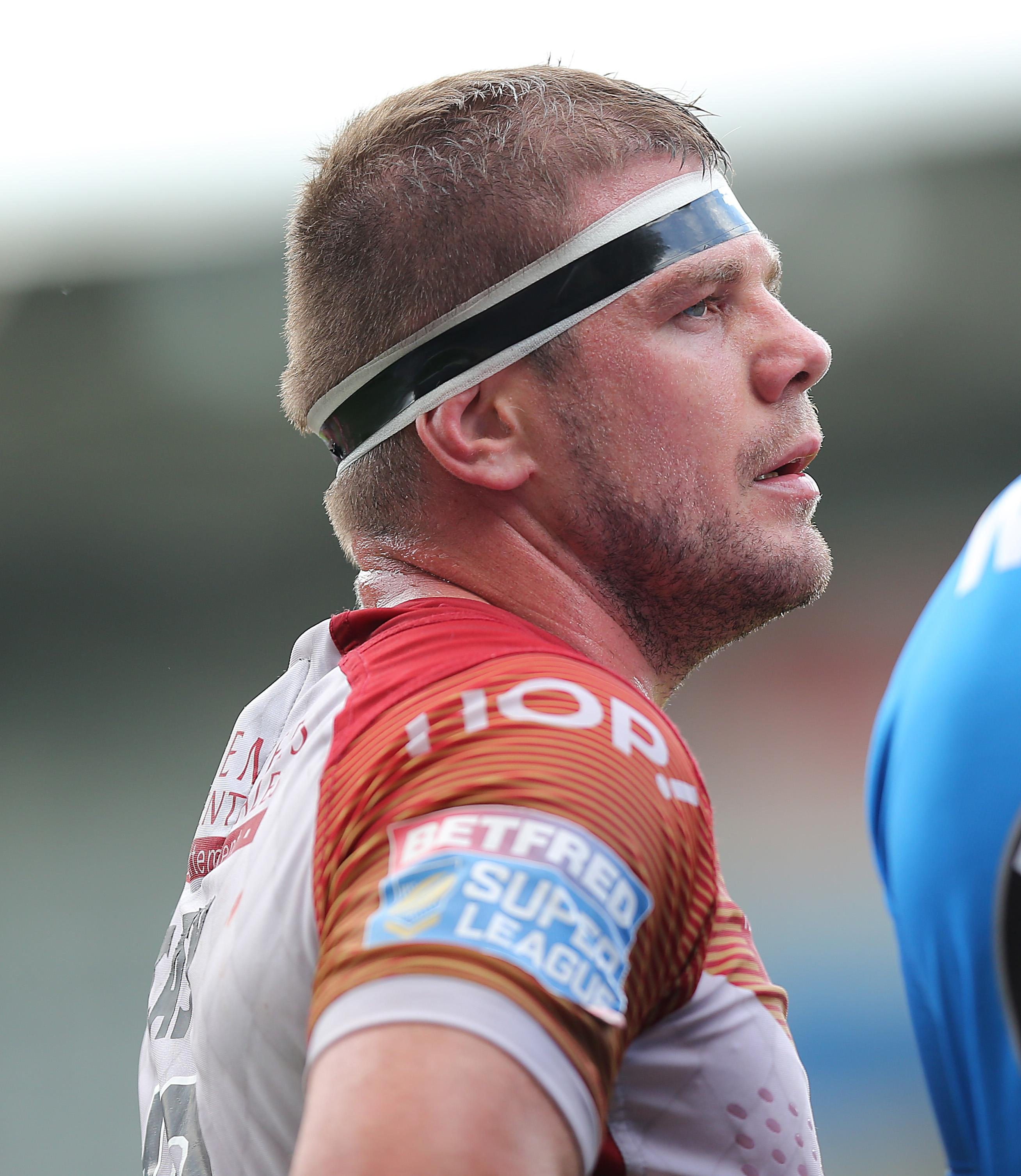 Remi Casty admits he had to watch the Challenge Cup Final in 2007 again on video