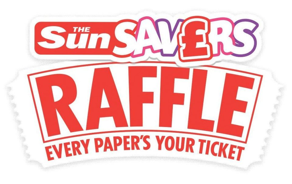 Join thousands of readers taking part in the new Sun Savers Raffle